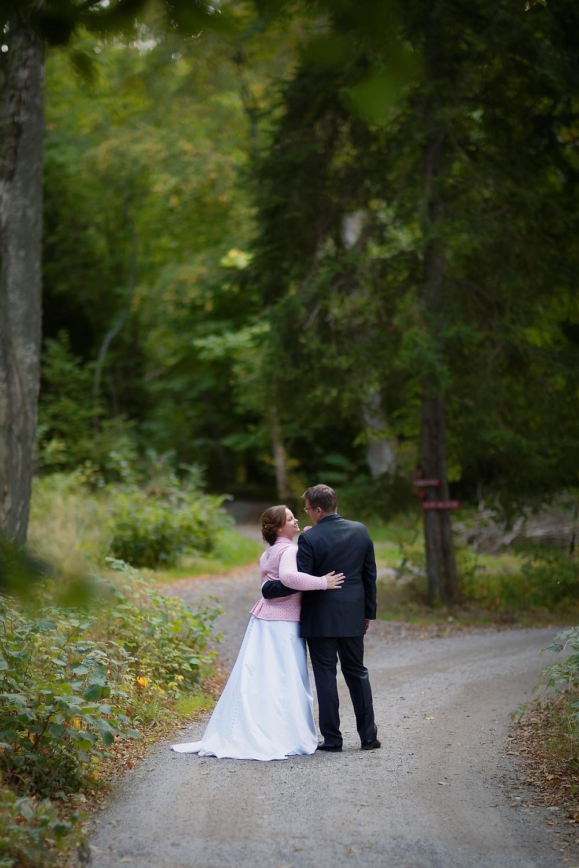 Bröllopsfotografering Djurönäset, Stockholm