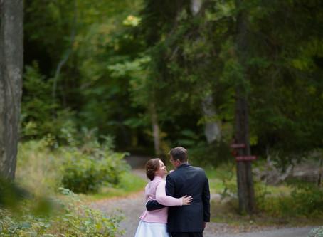 Den långa vägen till bröllopet