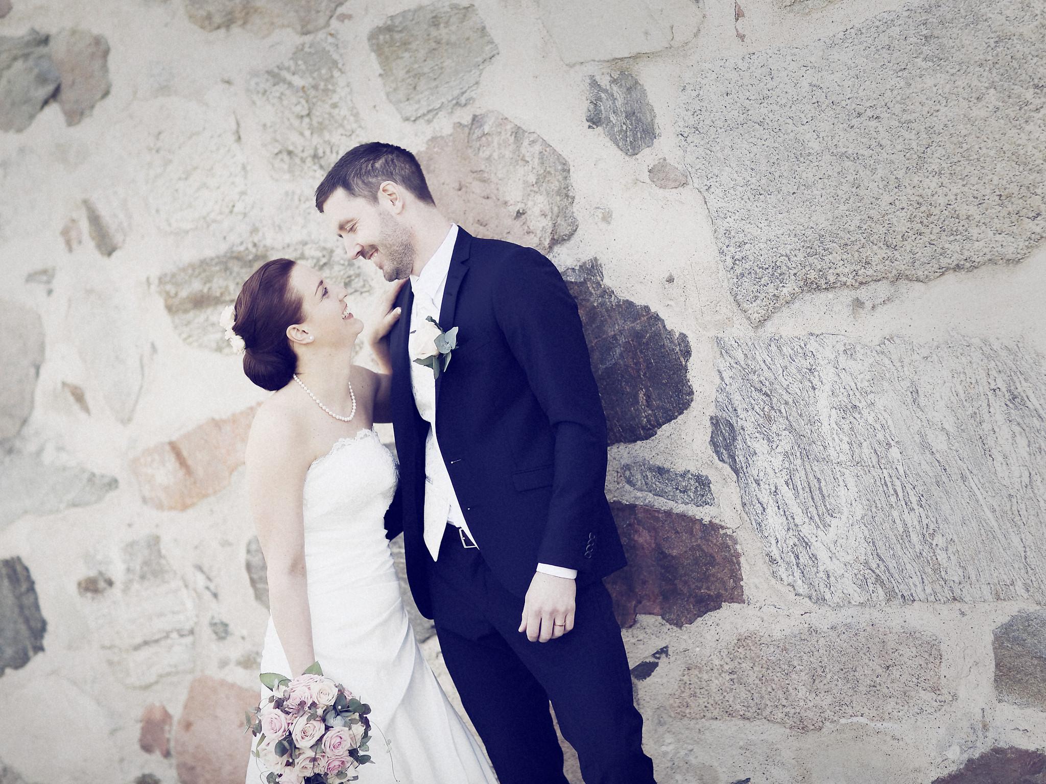 Bröllopsporträtt 8: Caroline/Tobias