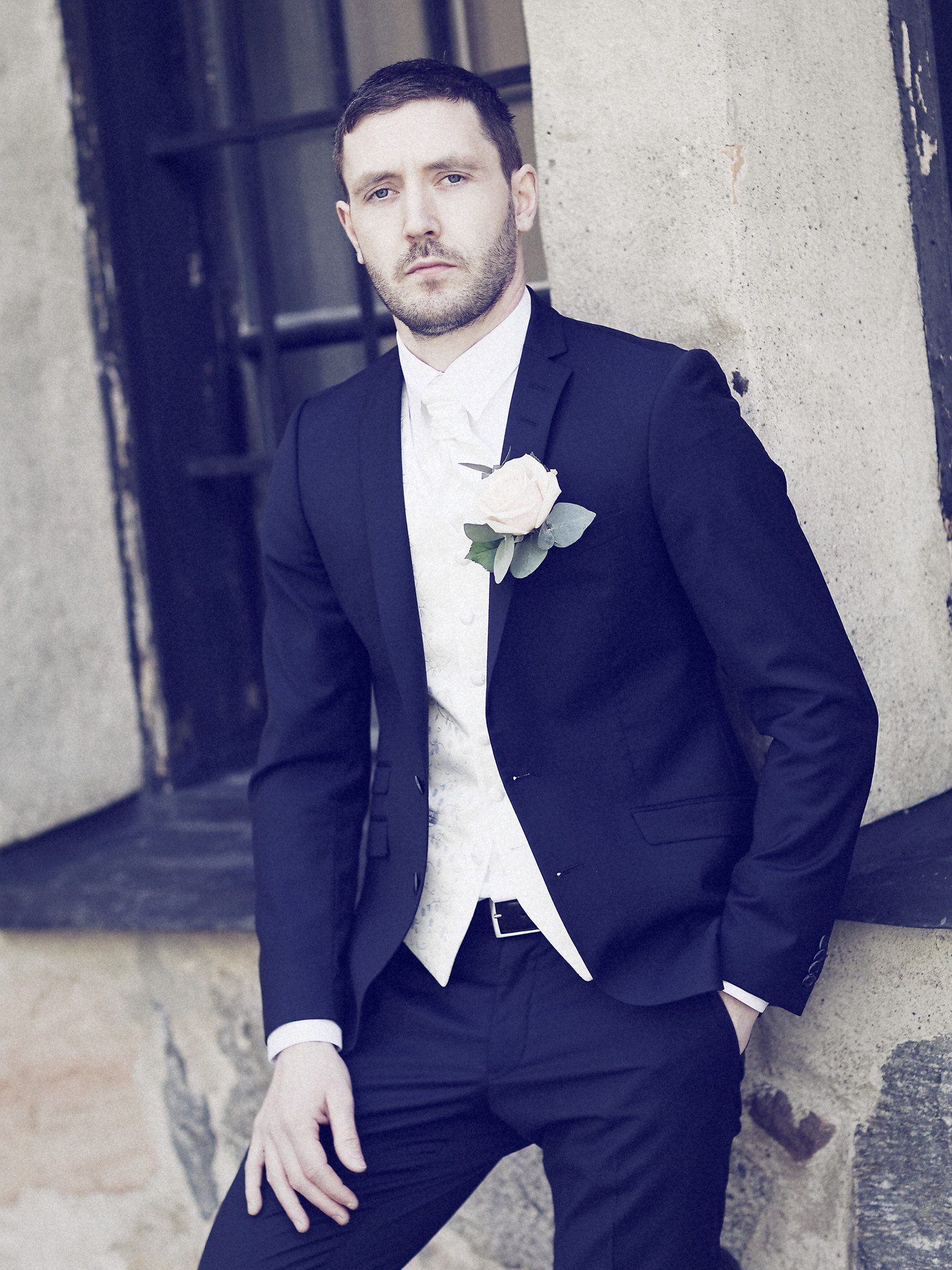 Bröllopsporträtt 9: Tobias
