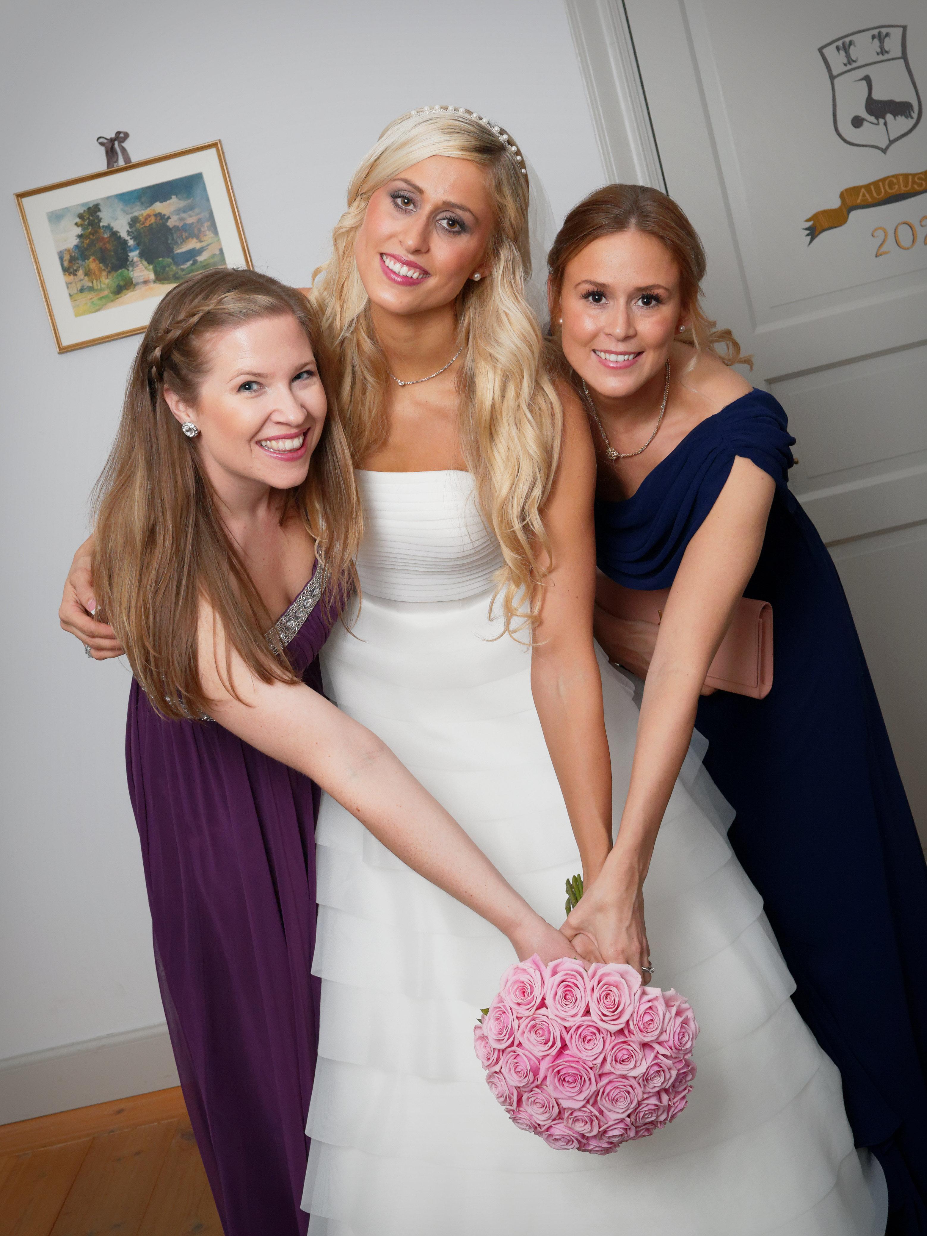 Bröllop - gruppfoto 4