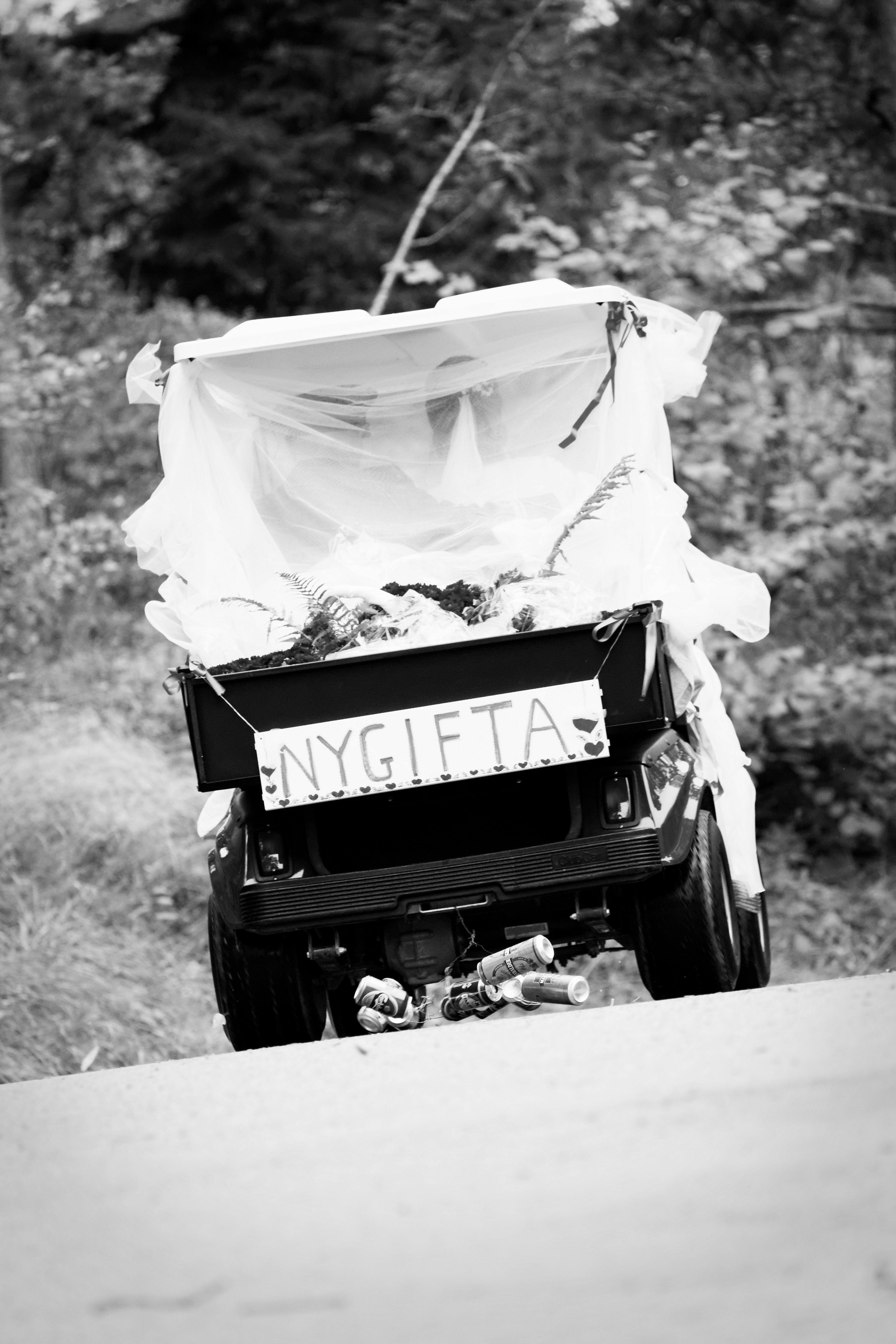 Bröllop - bilen 2