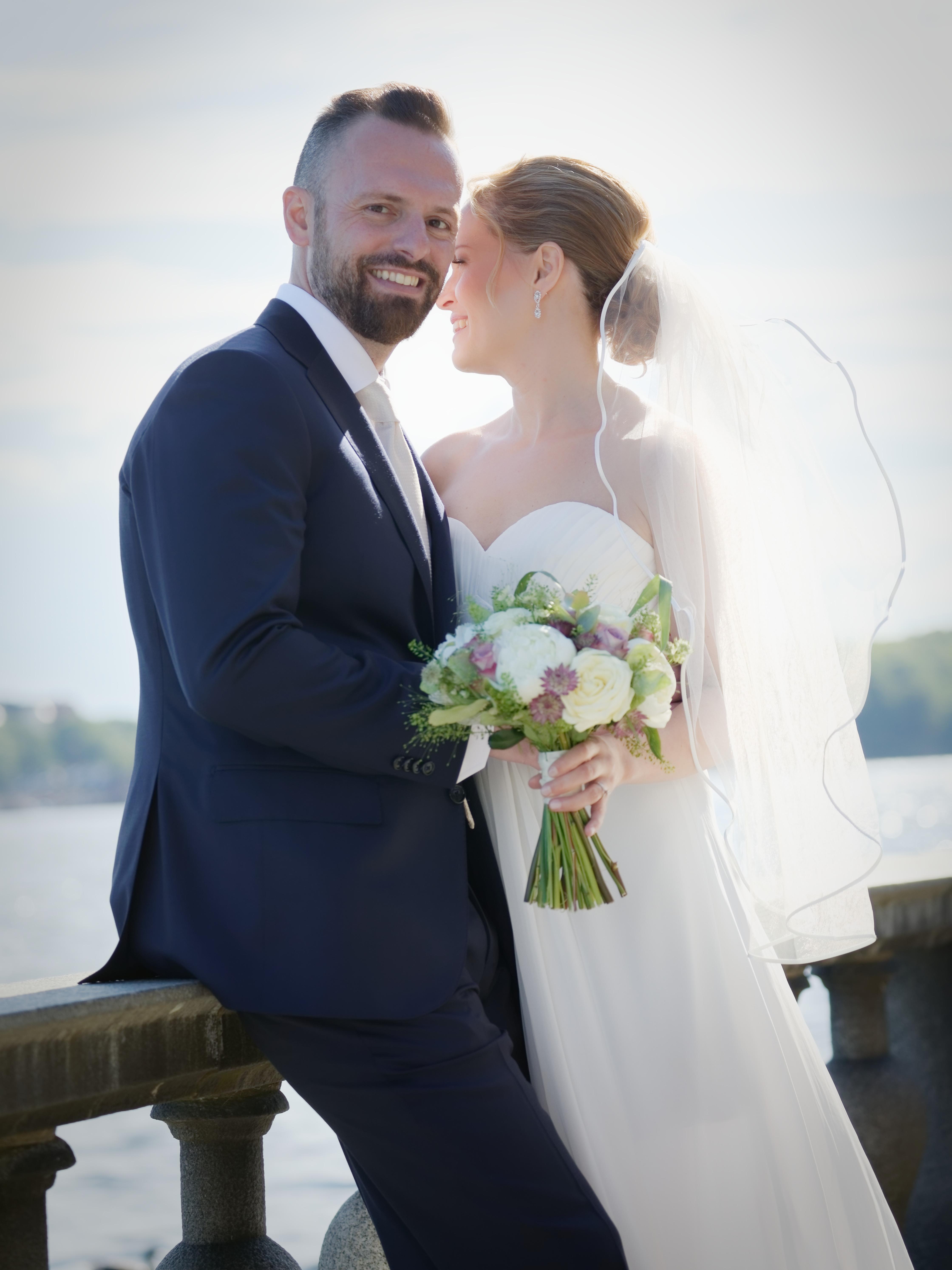 Bröllopsporträtt 6 - Chris & Ann