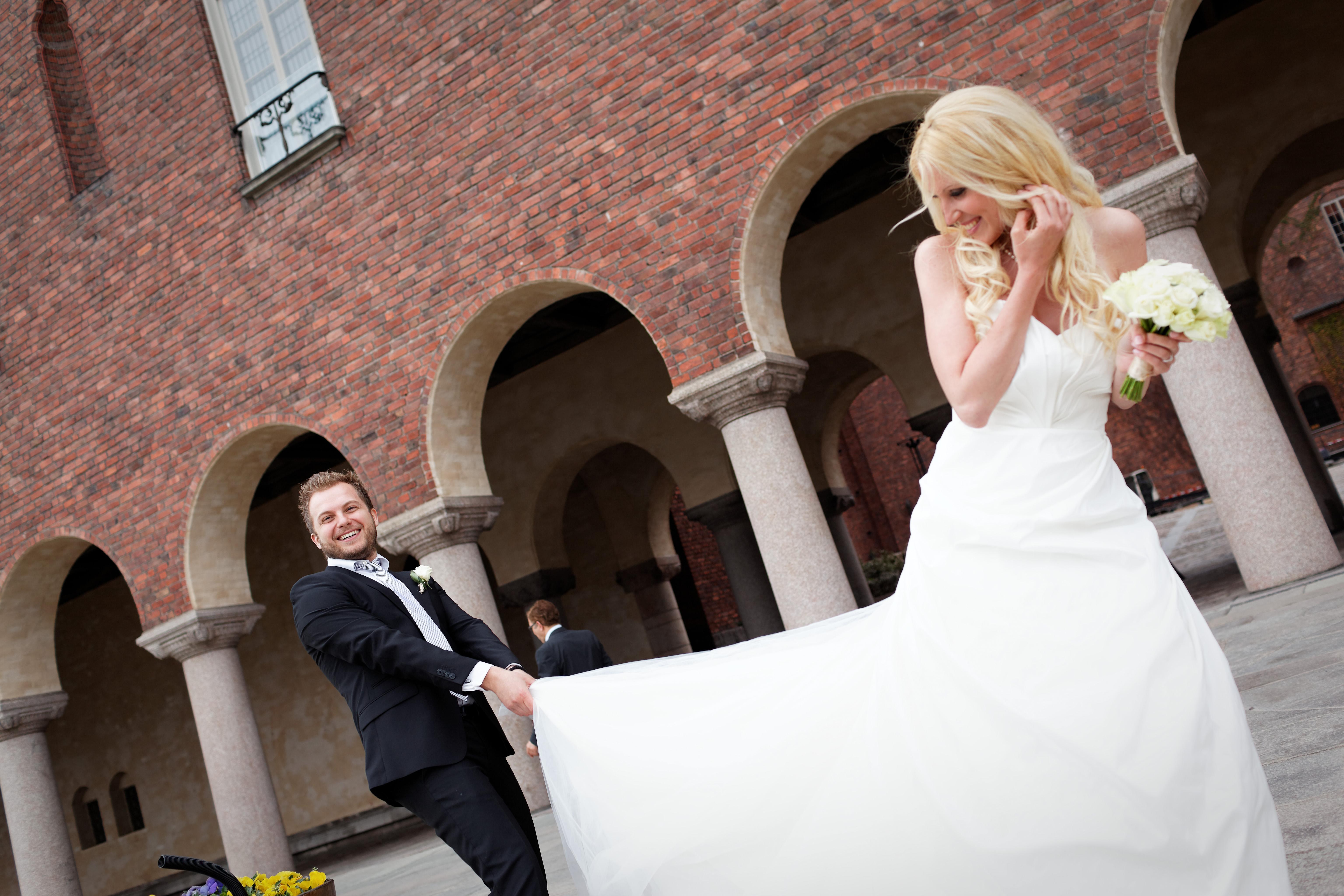 Bröllopsporträtt 6