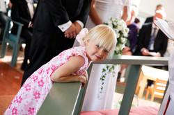 Bröllopsceremoni - brudnäbb