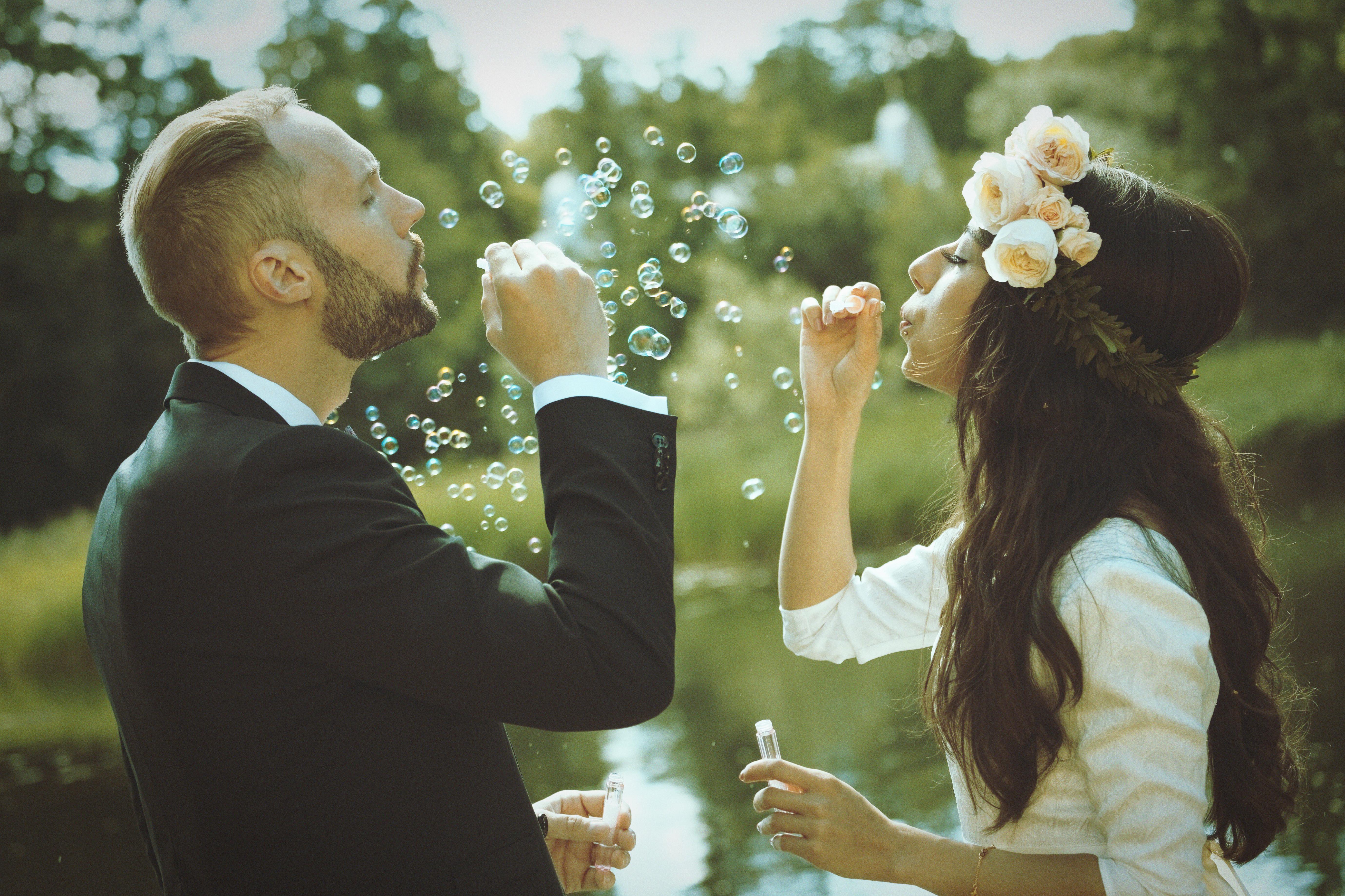 Bröllopsporträtt 7 - Mahdis & Tommy