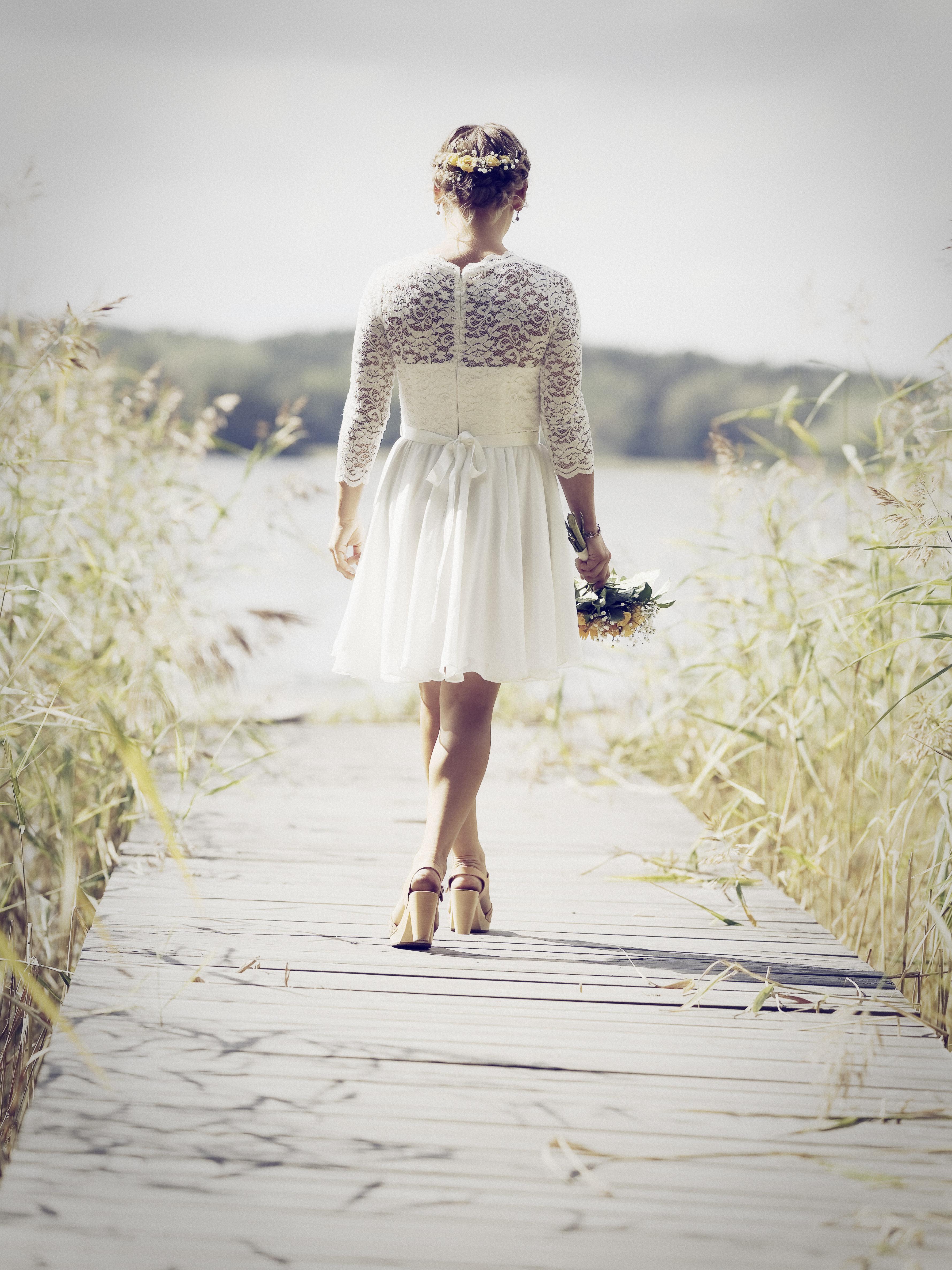 Bröllopsporträtt 4 - Linnéa