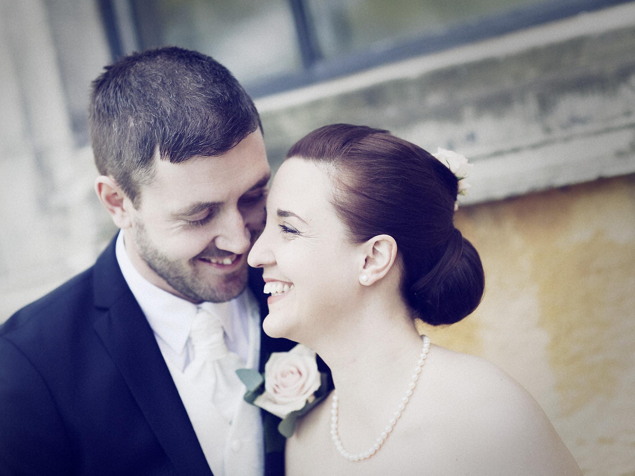 Bröllopsporträtt 6: Caroline/Tobias