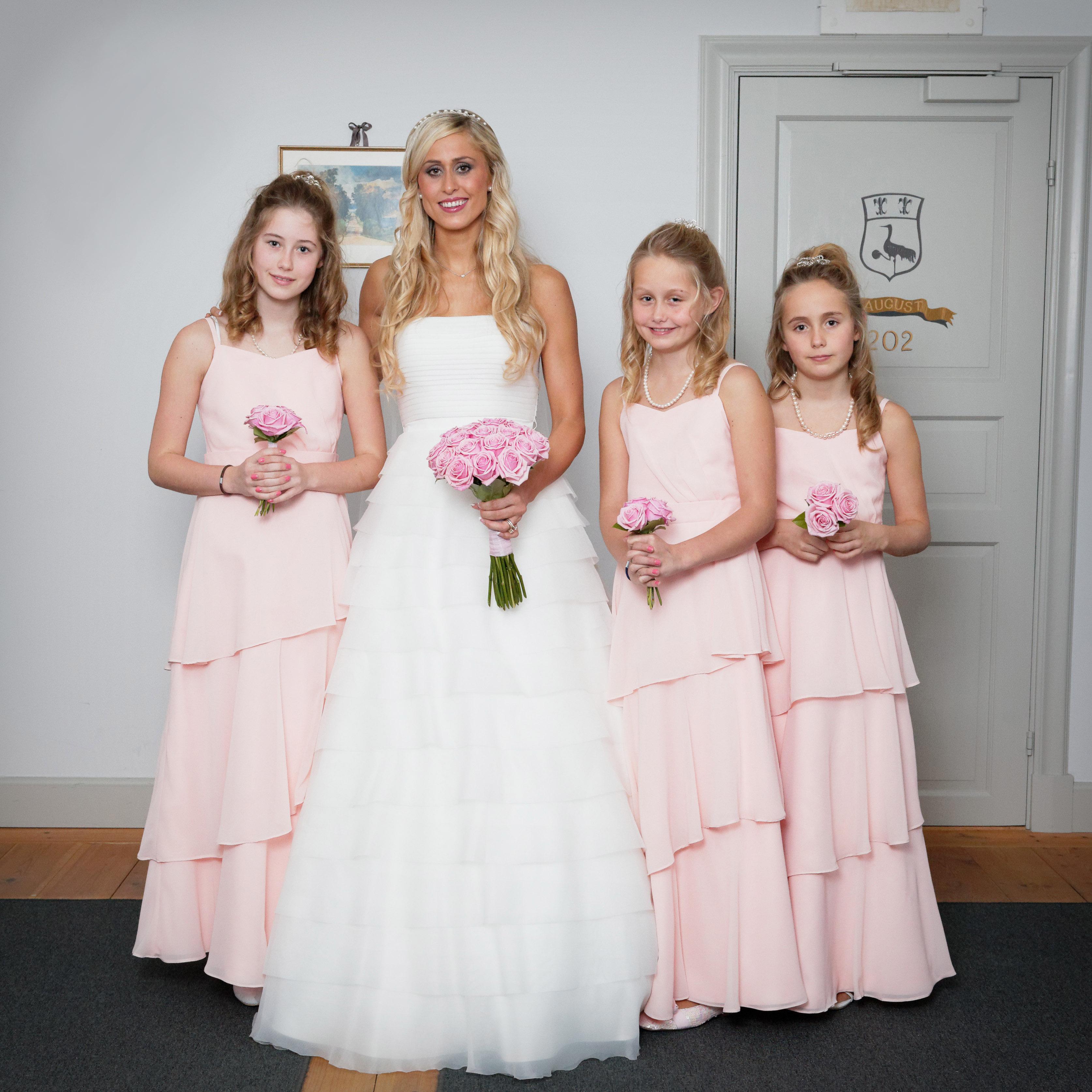 Bröllop - gruppfoto 2
