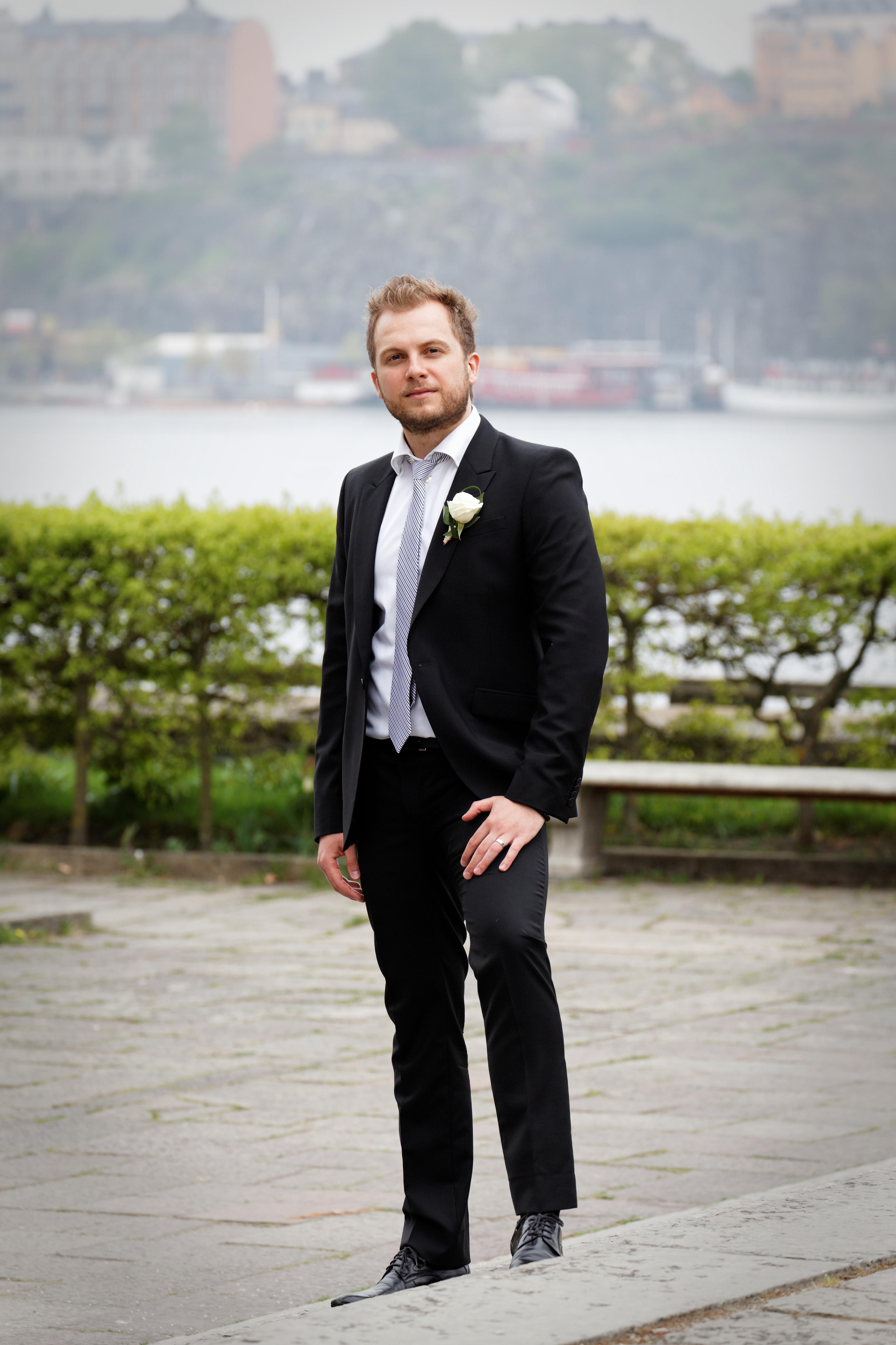 Bröllopsporträtt 2