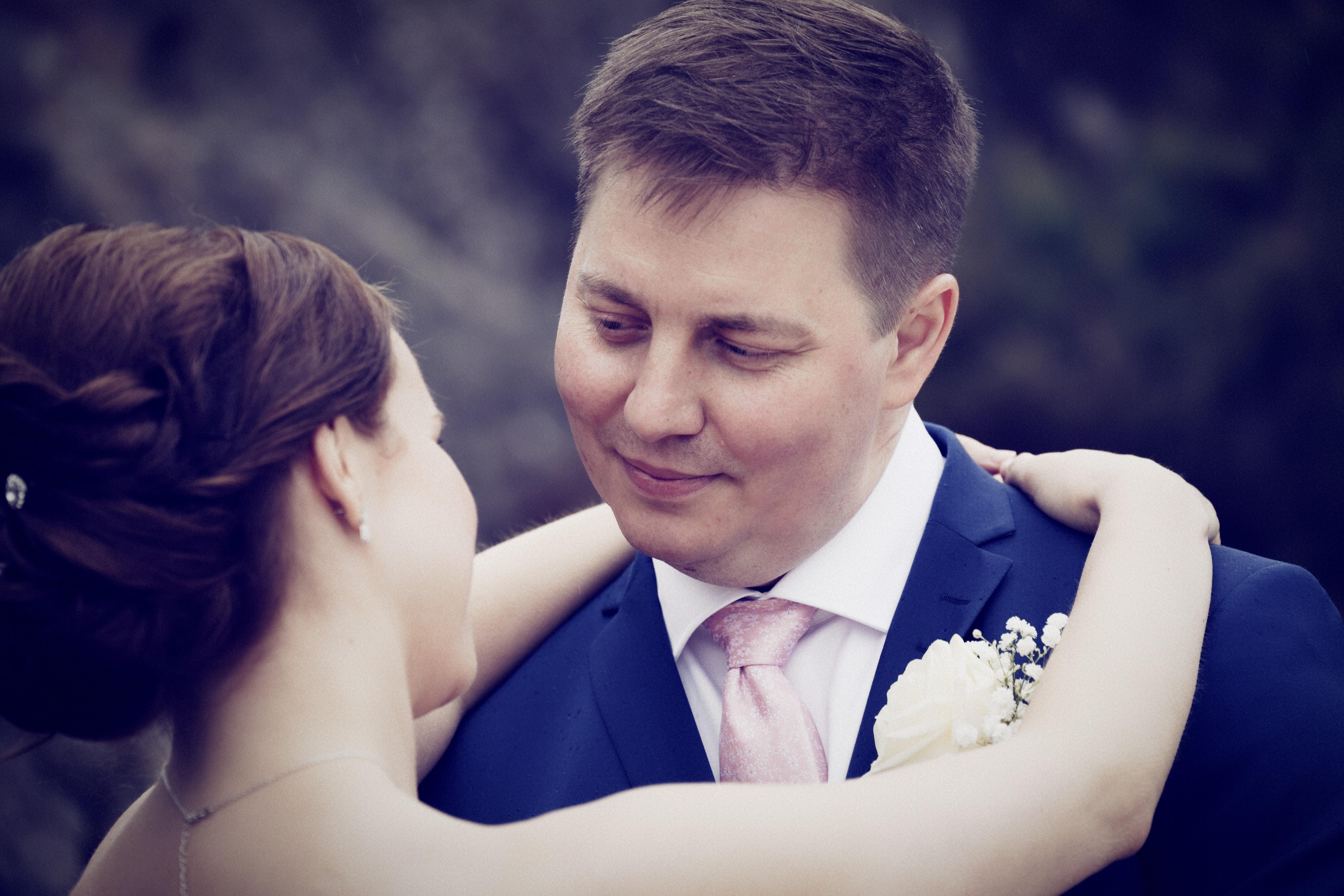 Bröllopsporträtt 2: Magnus och Maja