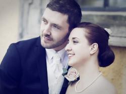 Bröllopsporträtt - Tobias & Caroline