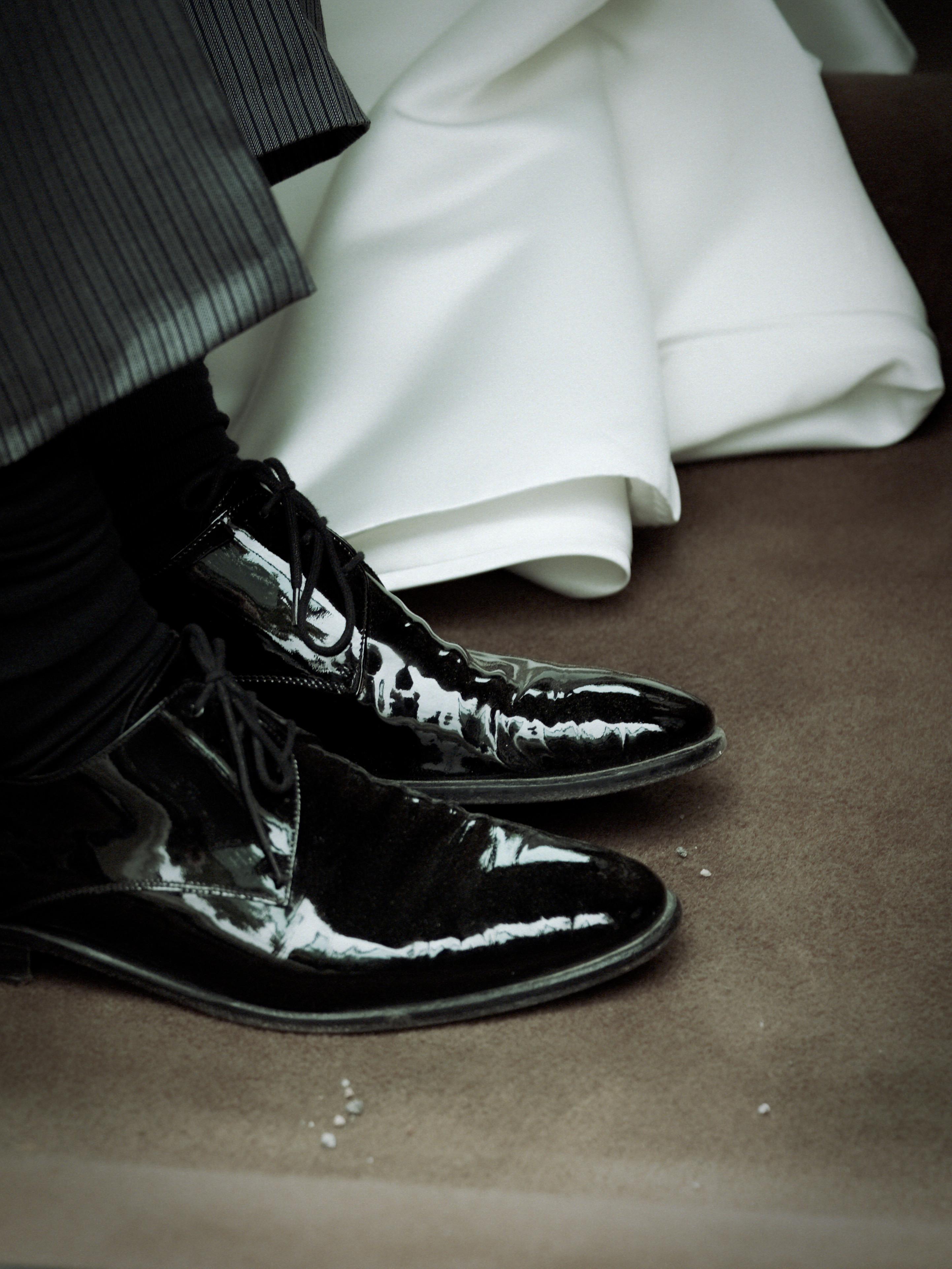 Bröllopsbilen 2 - skor