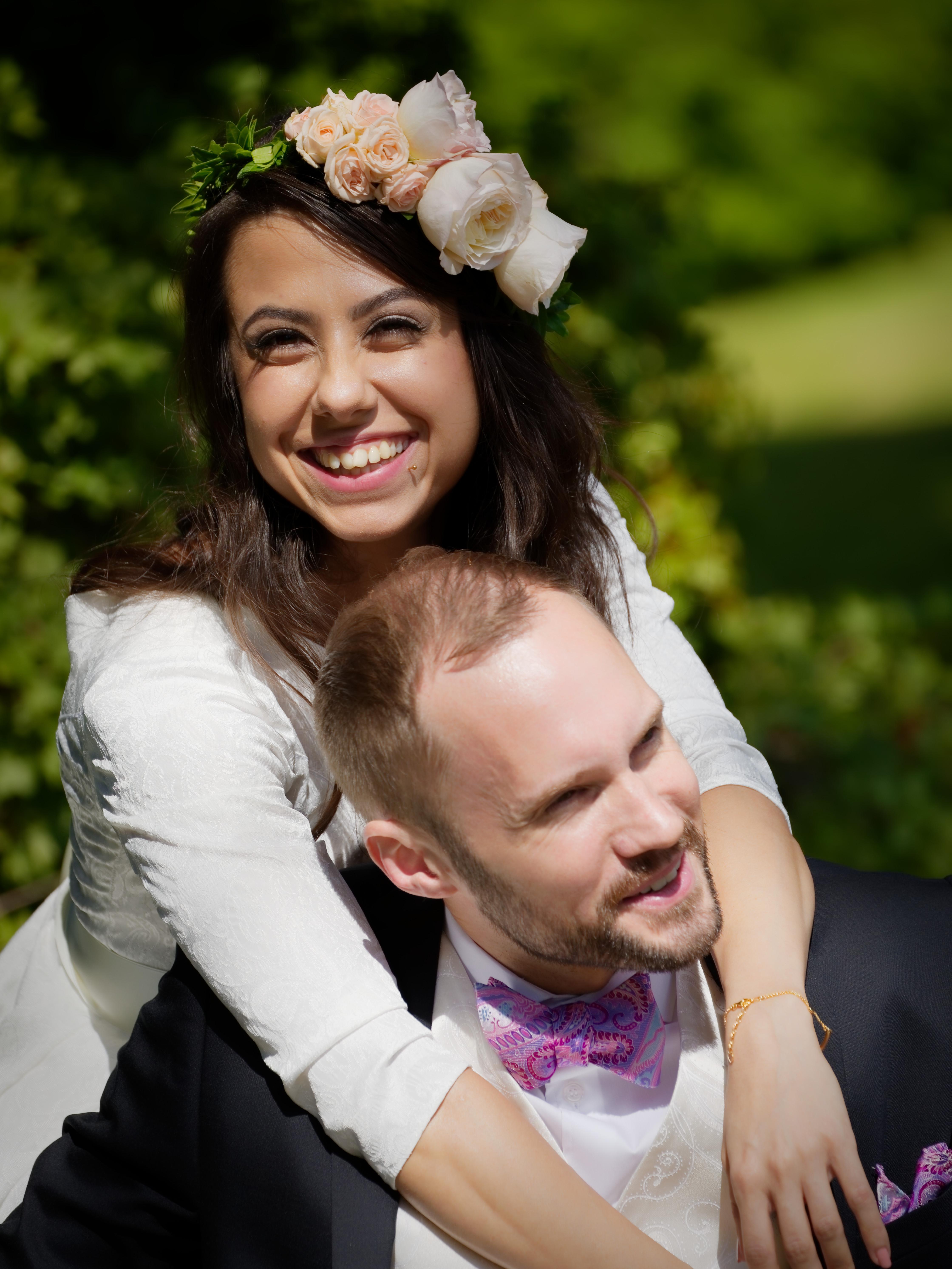 Bröllopsporträtt 11 - Mahdis & Tommy