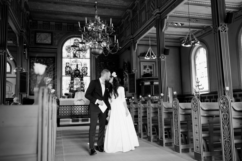 Bröllopsceremoni 5 - Mahdis & Tommy