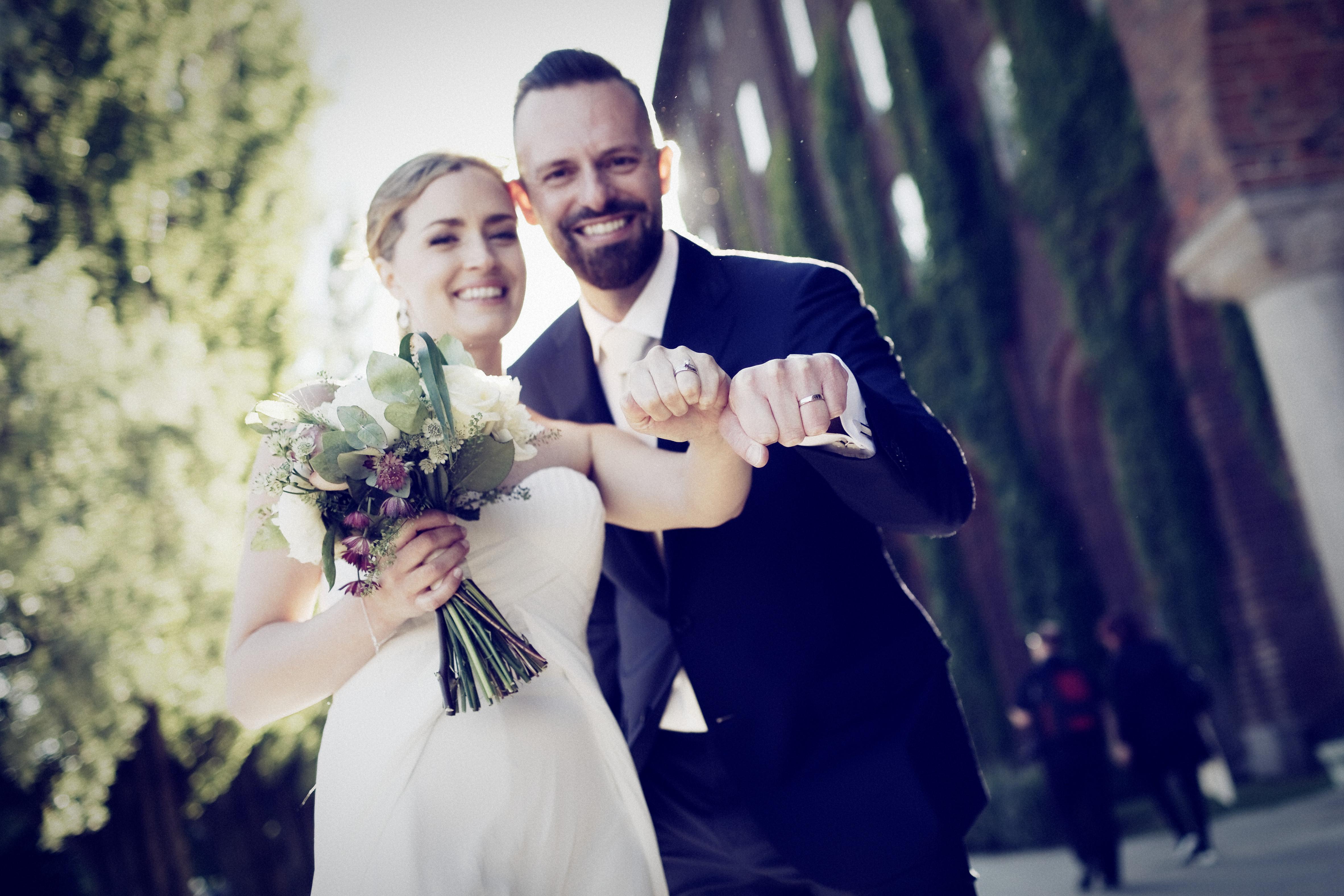 Bröllopsporträtt 8 - Chris & Ann