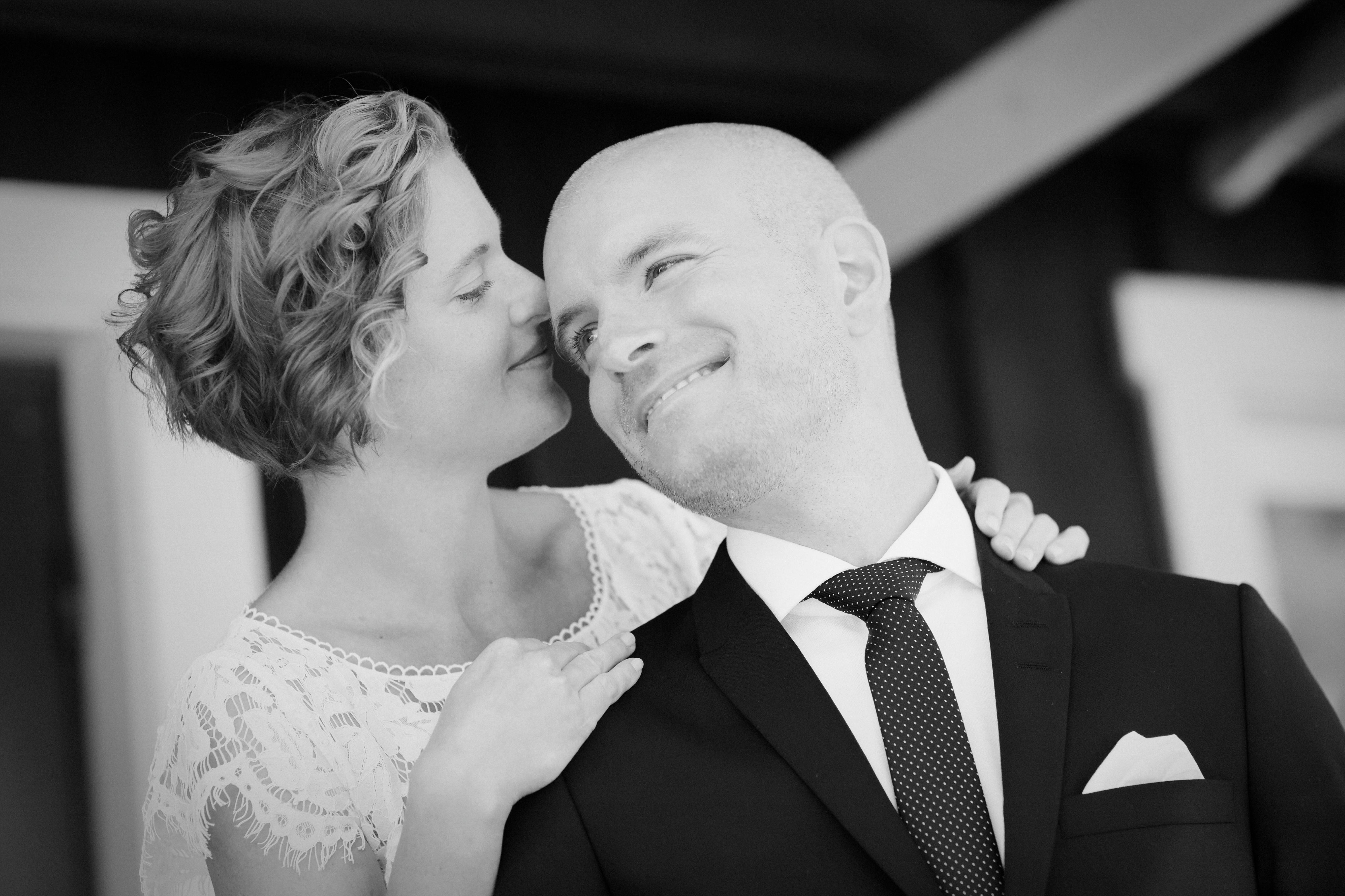 Bröllopsporträtt 7: Linda & Magnus