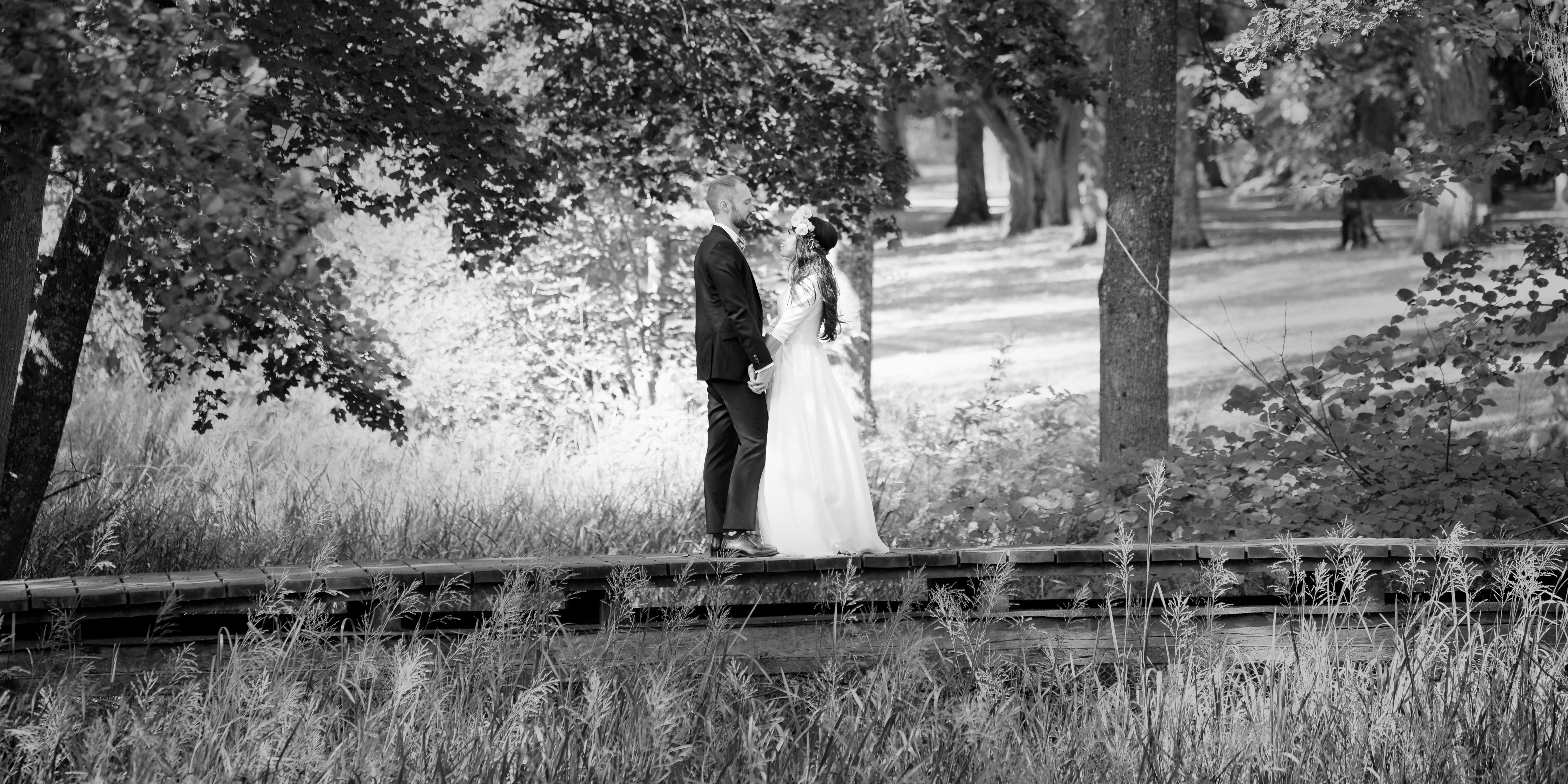 Bröllopsporträtt 15 - Mahdis & Tommy