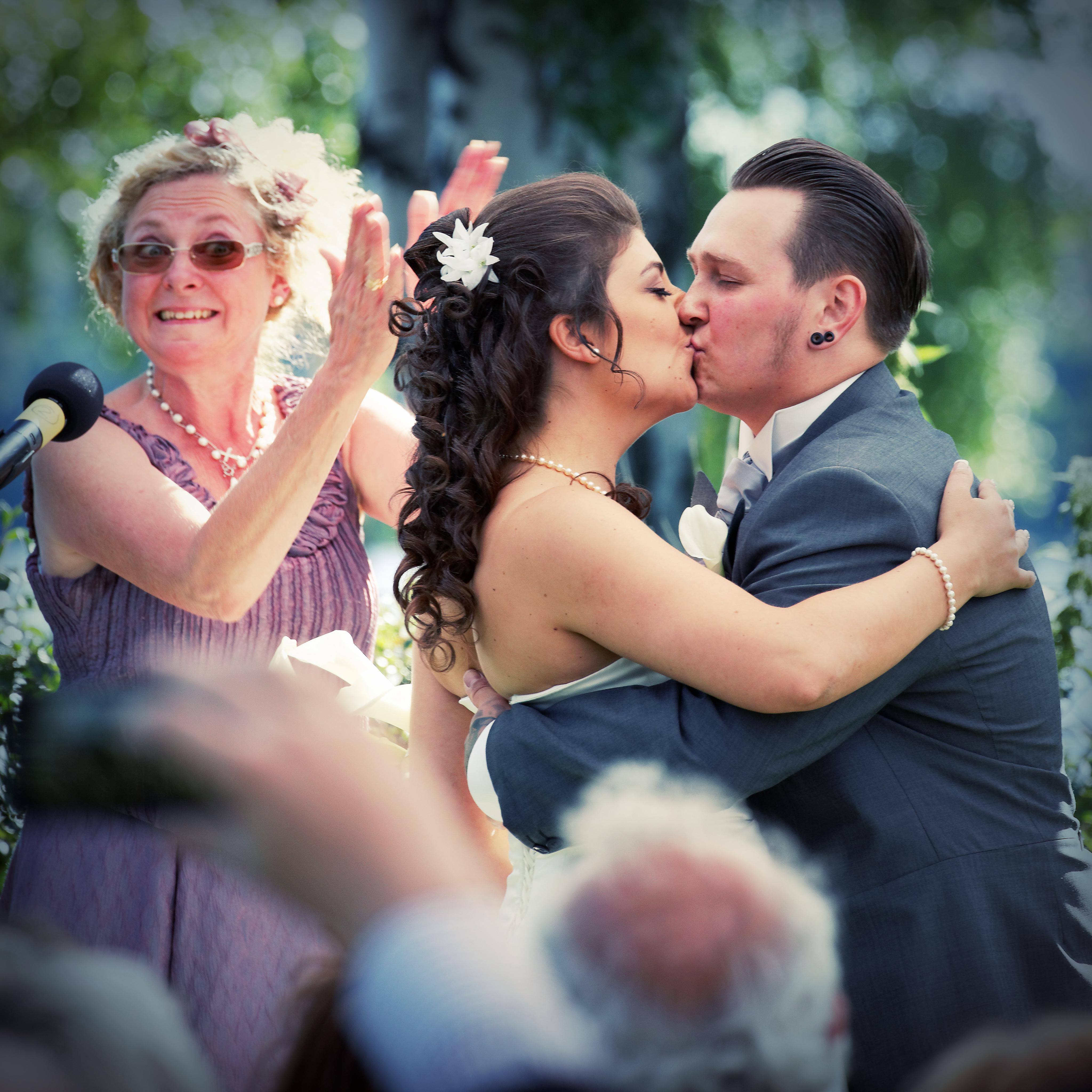 Bröllopsceremoni