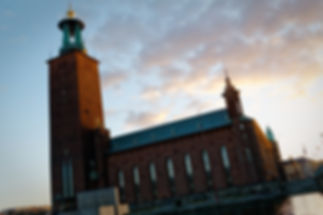 Stockholms stadshus  I  Bröllopsfotograf Jan Gleisner