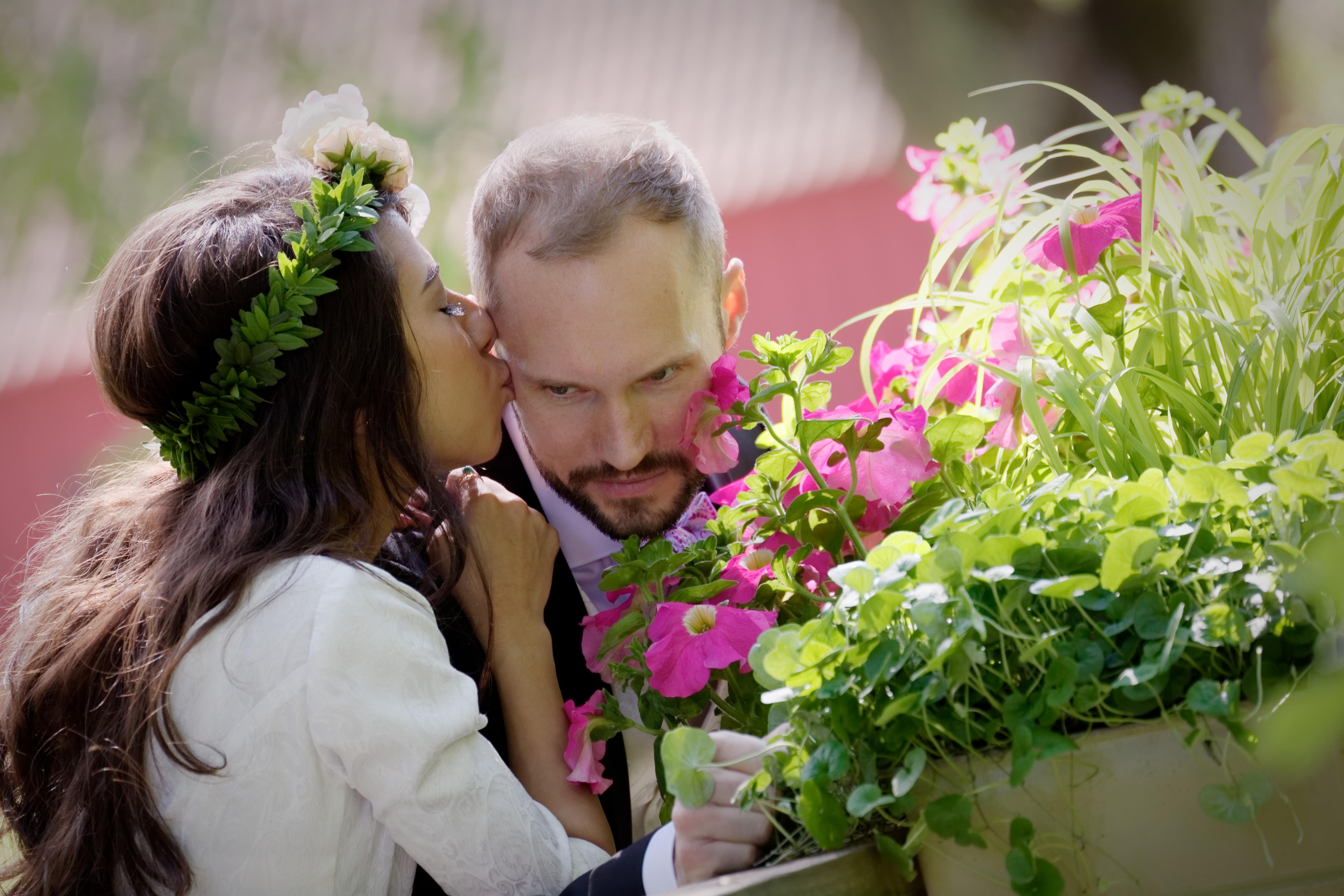 Bröllopsporträtt 10 - Mahdis & Tommy