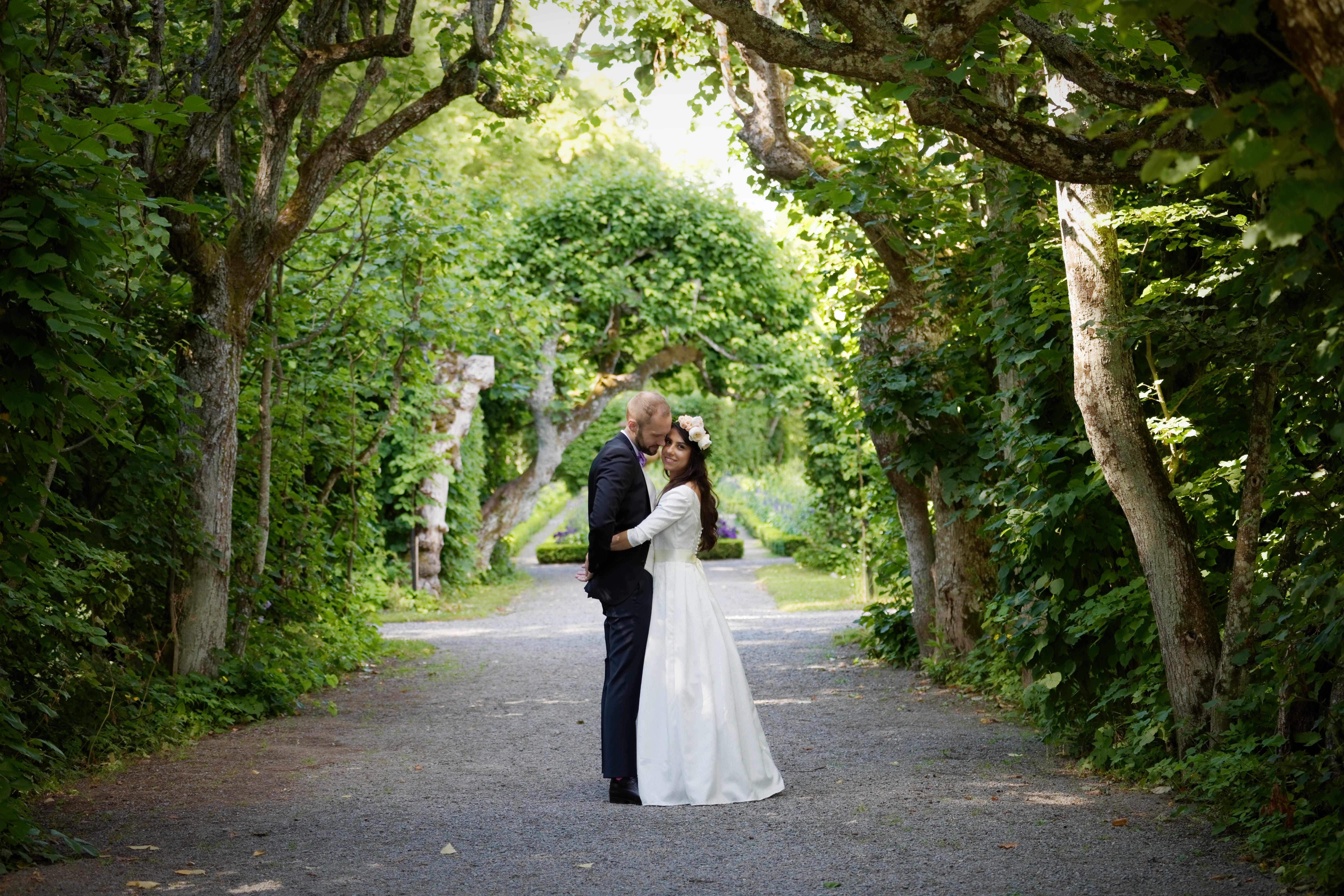 Bröllopsporträtt 5 - Mahdis & Tommy