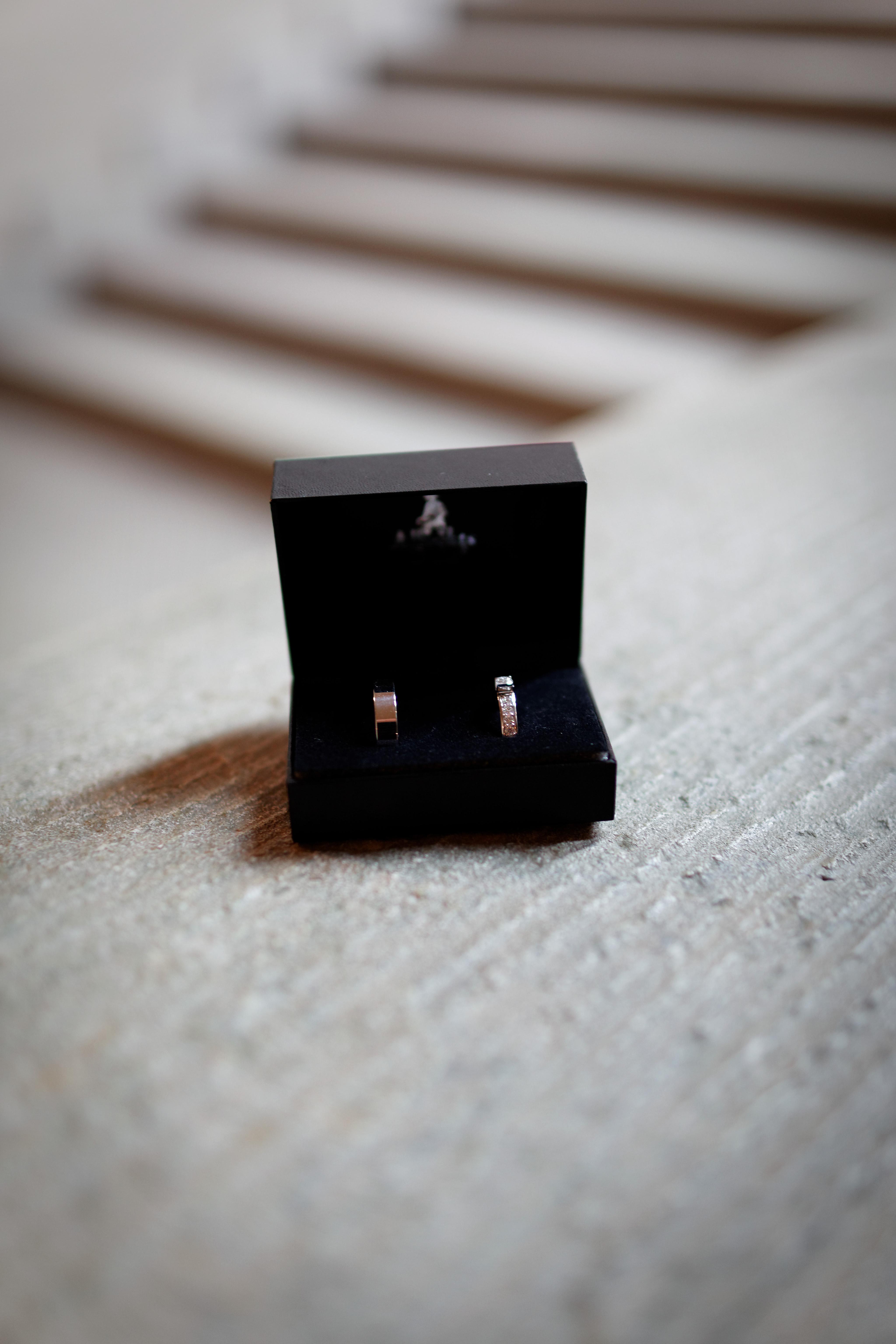 Bröllop - ringarna