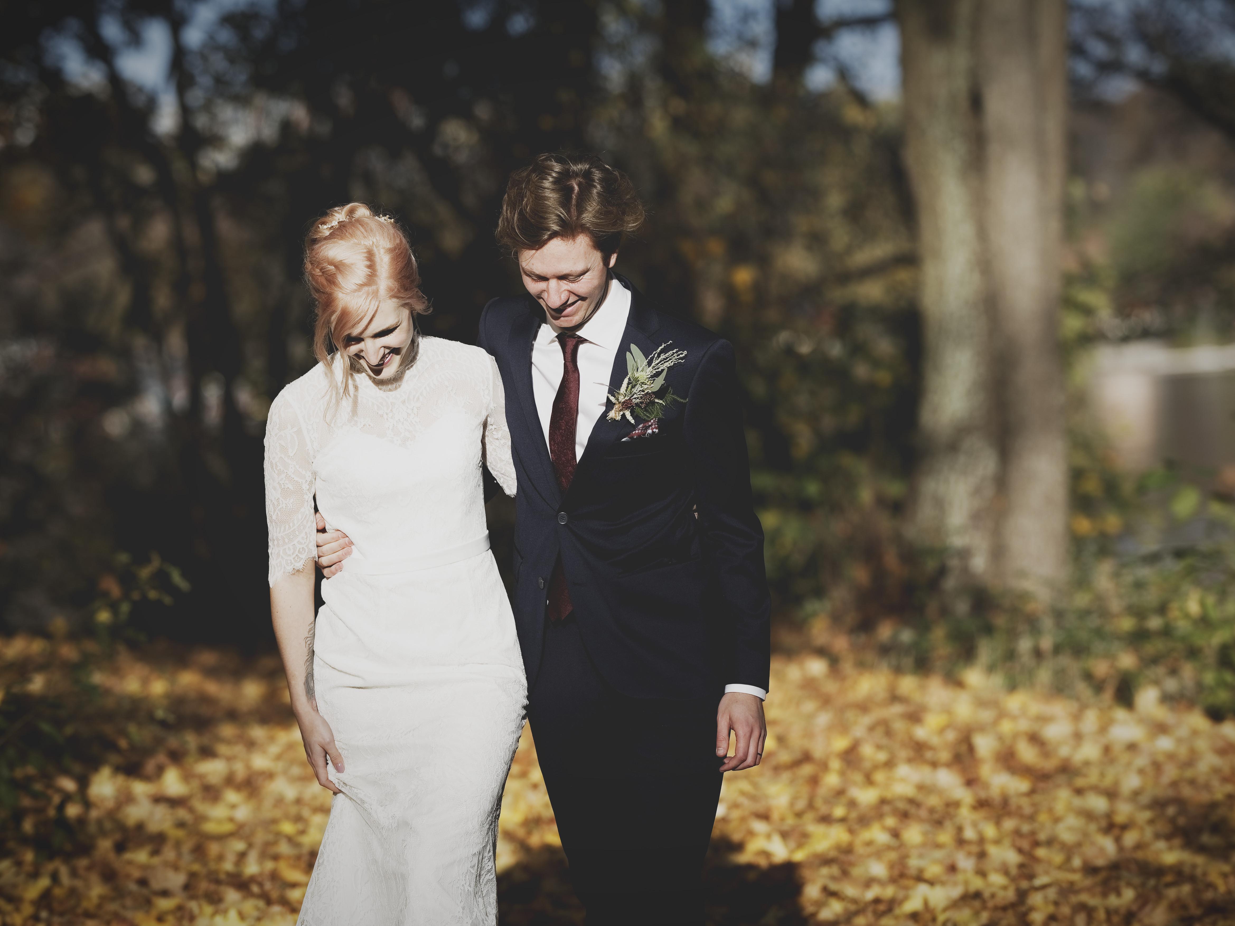 Bröllopsporträtt 7 - Ellen och Jakob