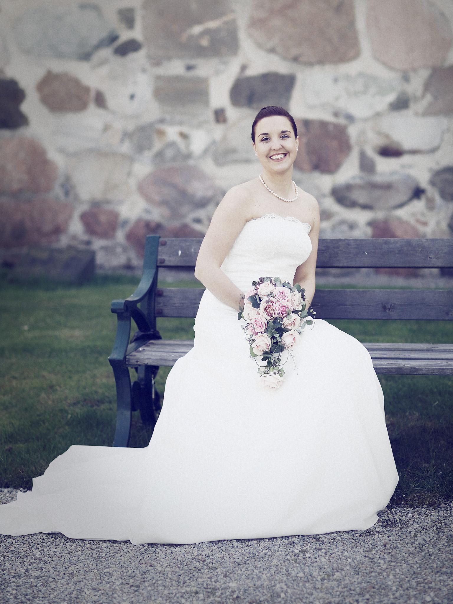 Bröllopsporträtt 13: Caroline