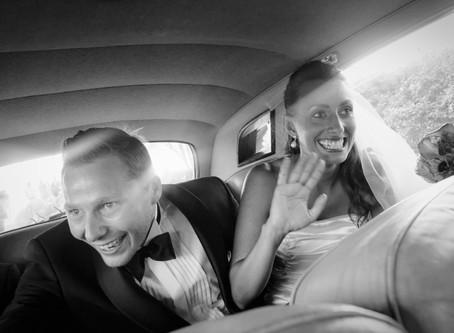 Bröllopsfotografen och arbetsmiljön