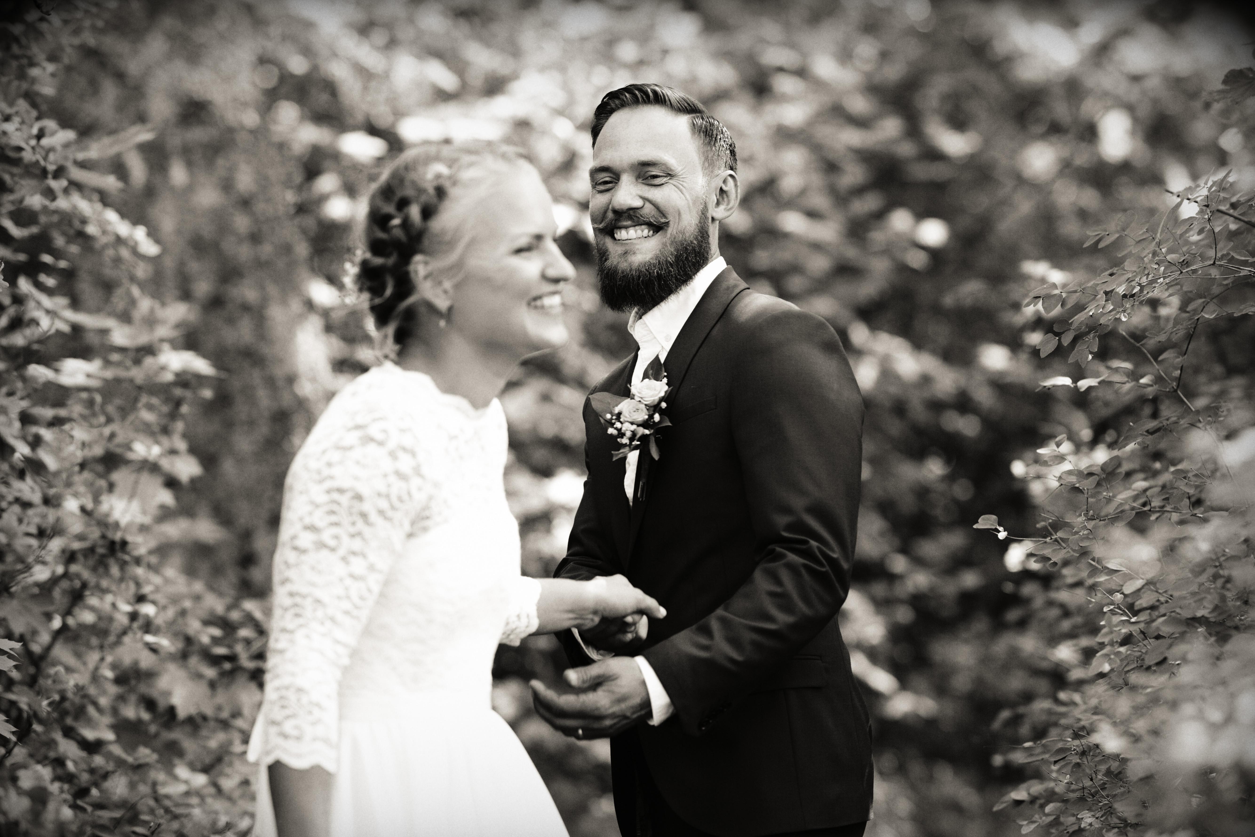 Bröllopsporträtt 6 - Robin o Linnéa