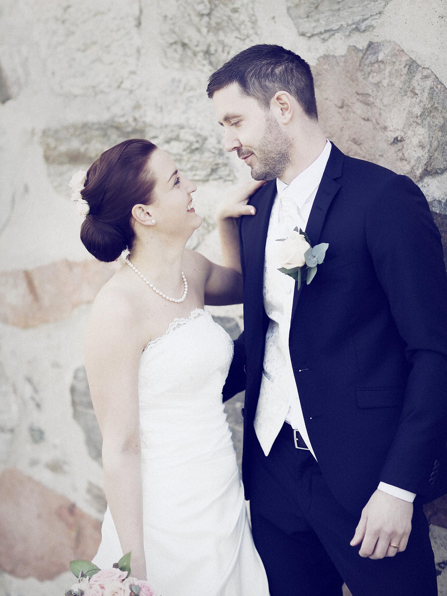 Bröllopsporträtt 7:Caroline/Tobias