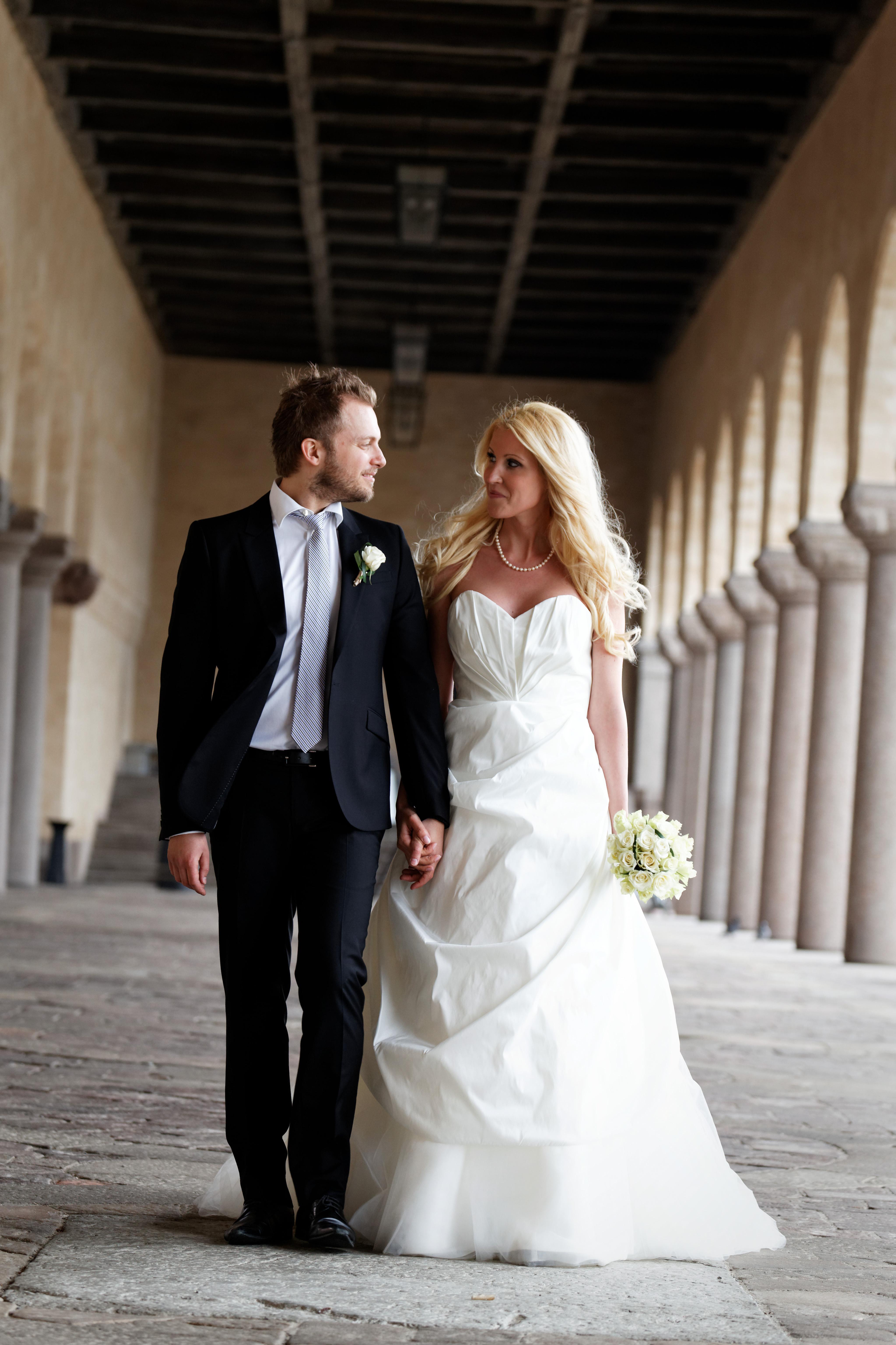 Bröllopsporträtt 1
