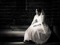 Bröllopsporträtt Stockholms stadshus