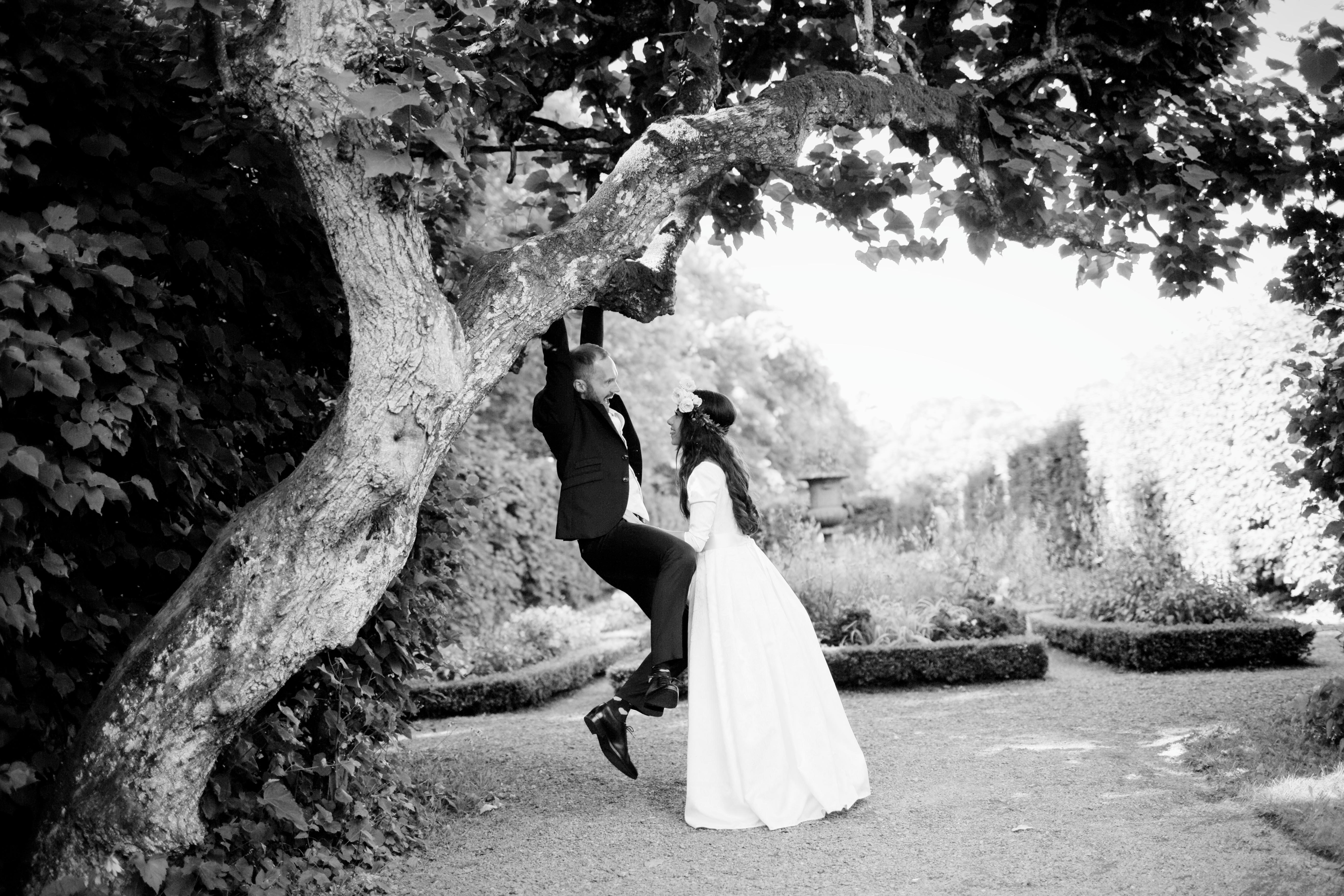 Bröllopsporträtt 13 - Mahdis & Tommy
