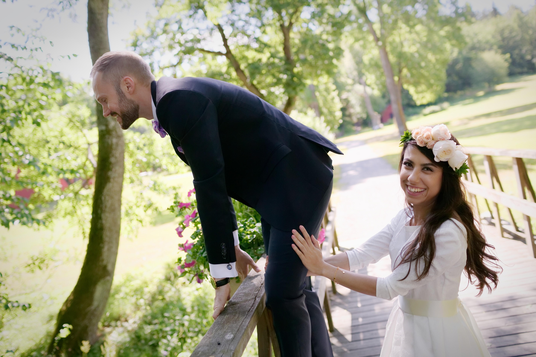 Bröllopsporträtt 9 - Mahdis & Tommy