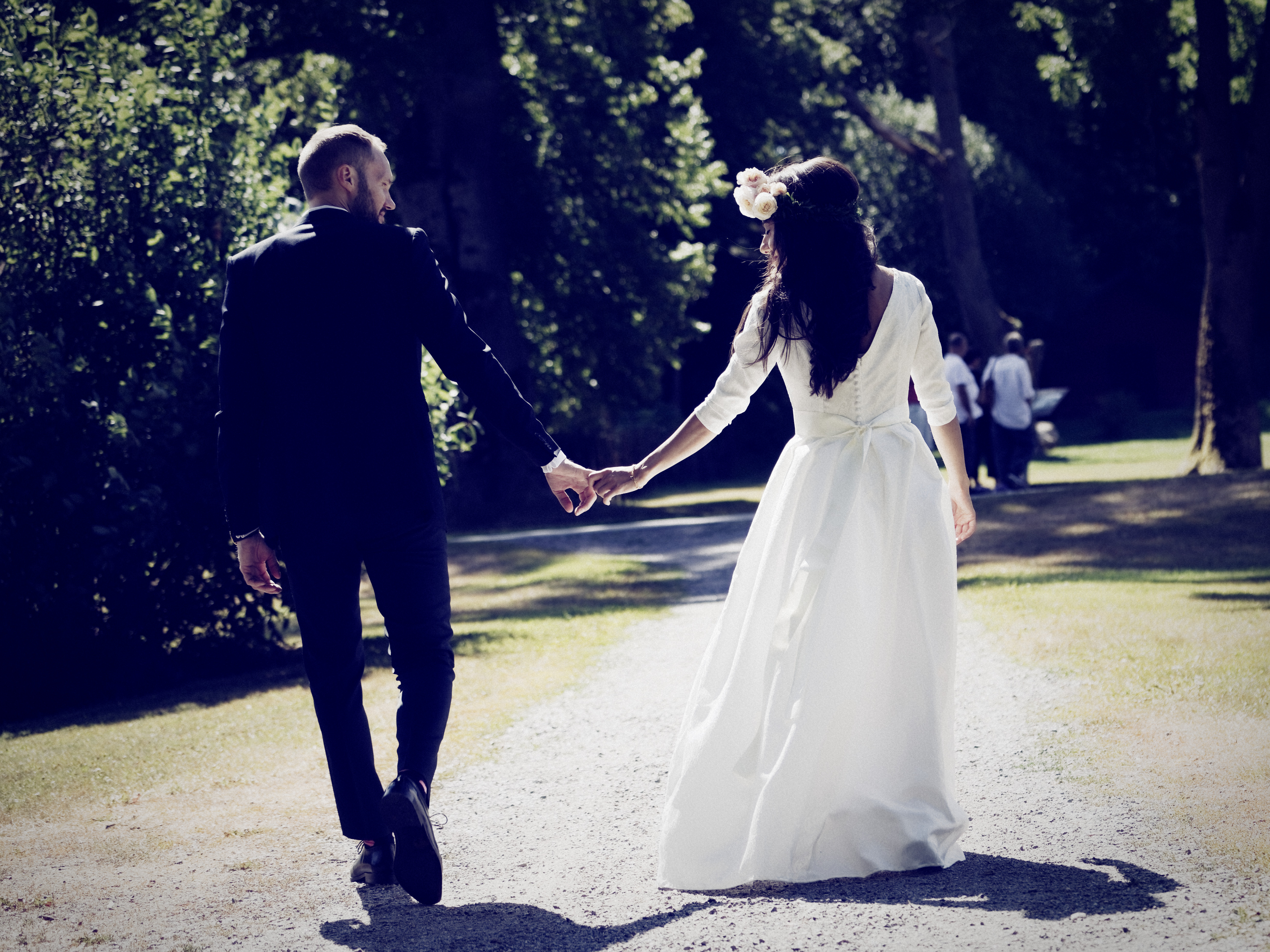 Bröllopsporträtt 17 - Mahdis & Tommy
