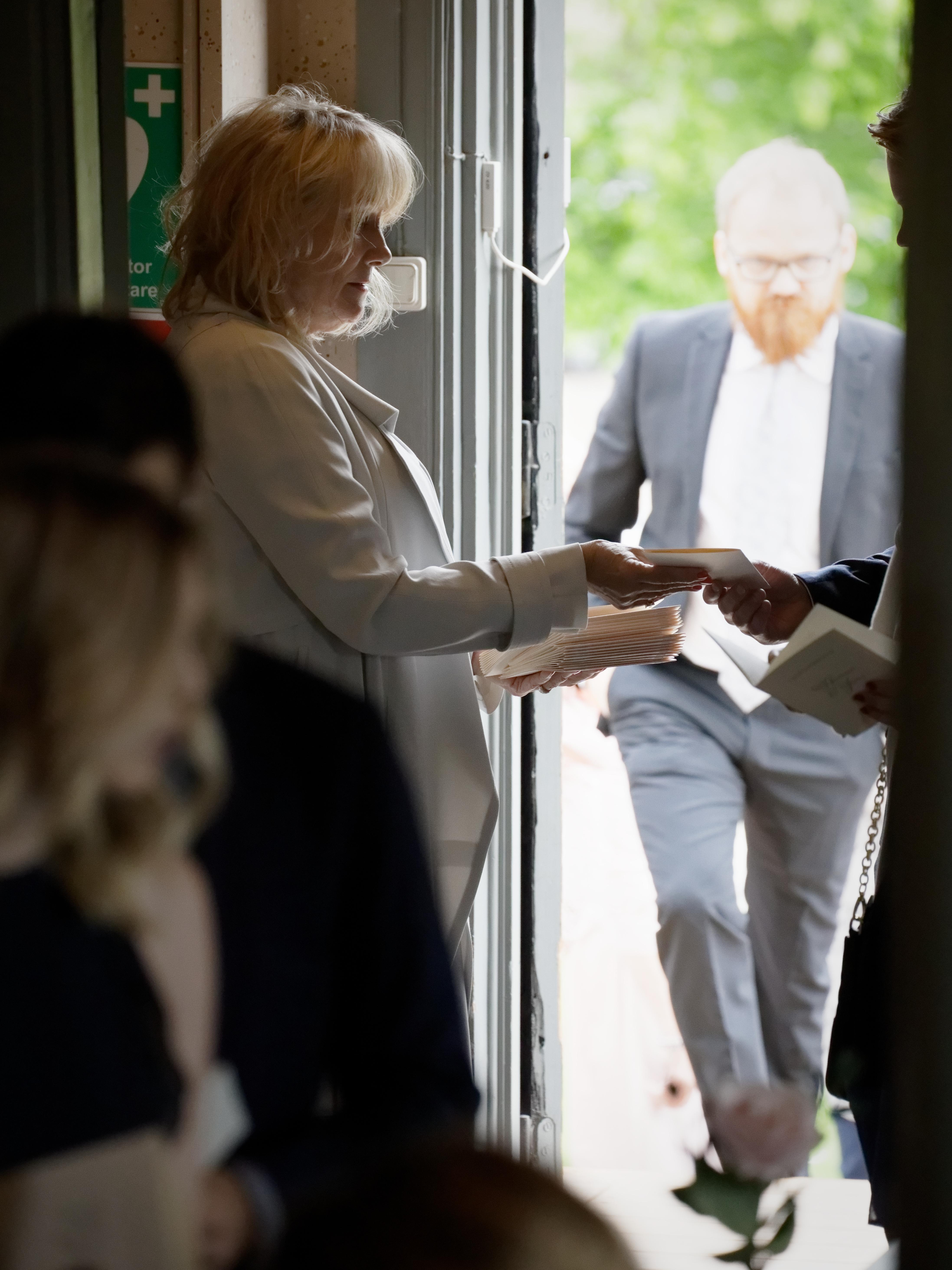 Bröllopsgäster 1