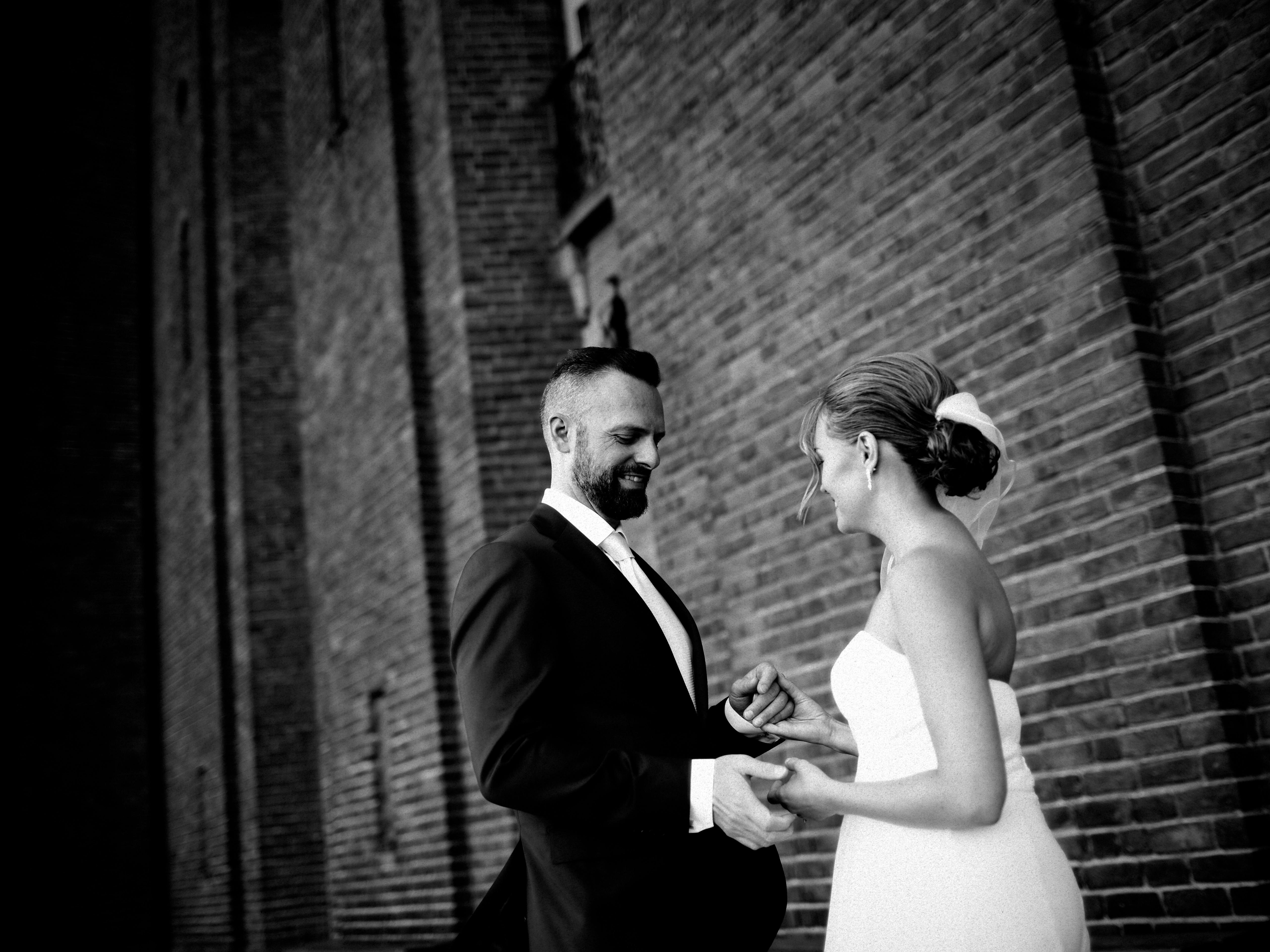 Bröllopsporträtt 2 - Chris & Ann