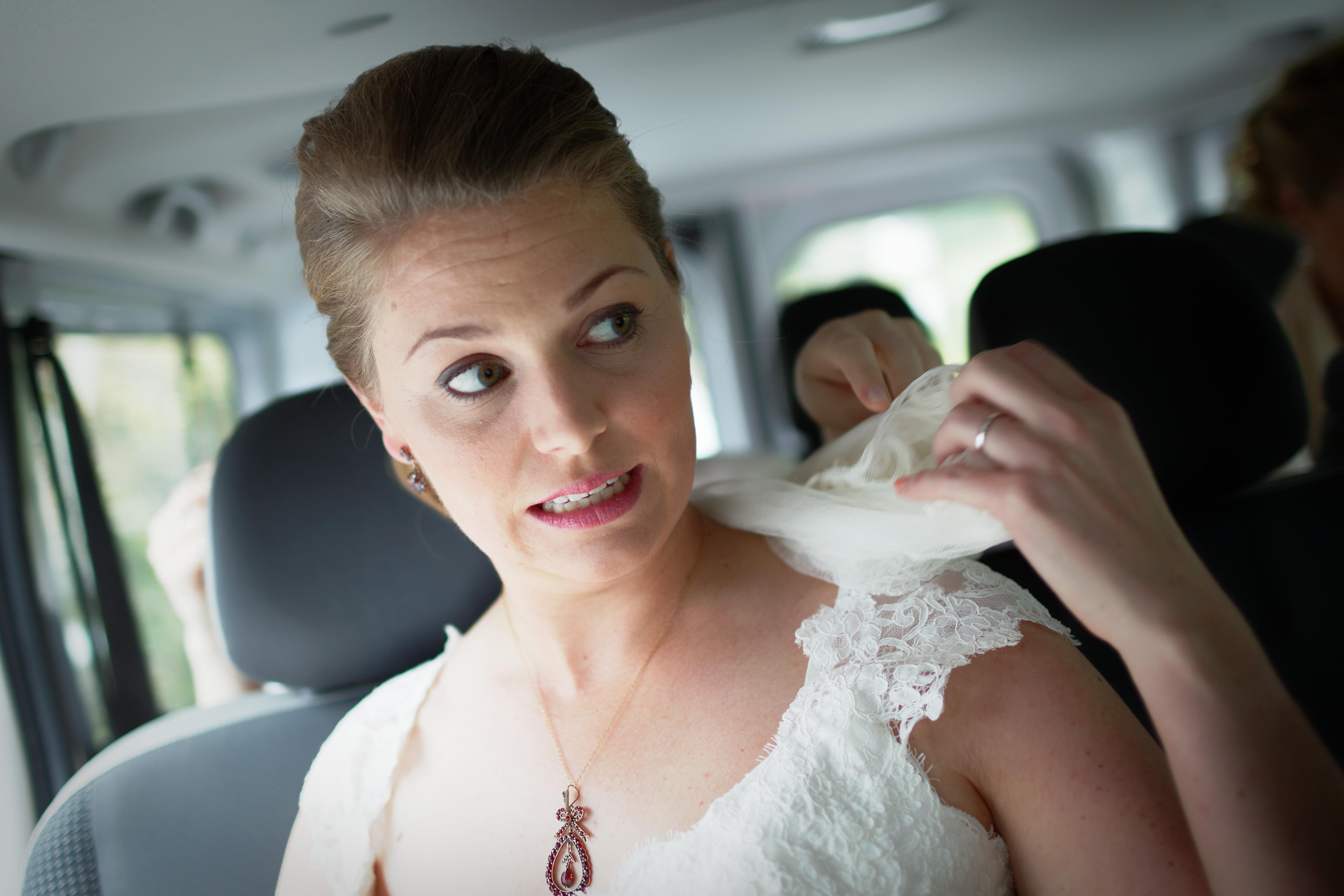 Bröllop - bruden 1