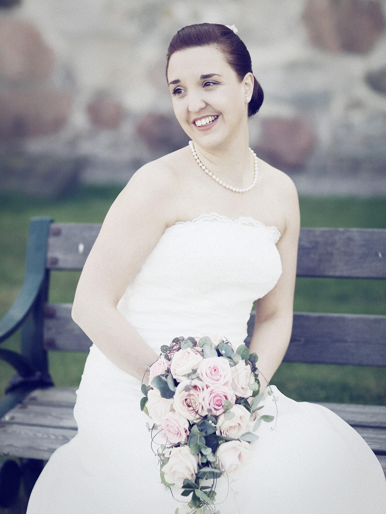 Bröllopsporträtt 14: Caroline