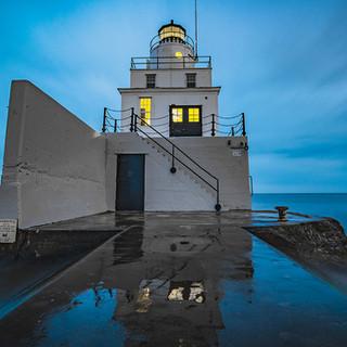 Manitowoc Lighthouse Wisconsin