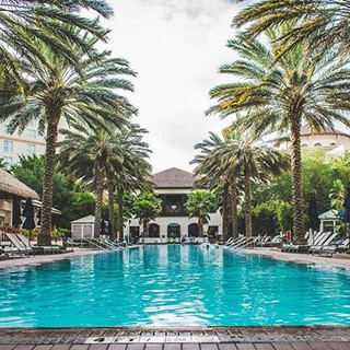The Gaylord Palms Hotel Pool