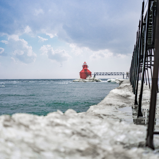 Sturgeon Bay Canal Lighthouse