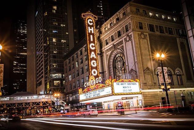 The Historic Chicago Theatre