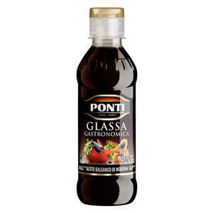 PONTI Glassa Aceto Balsamico (crème)