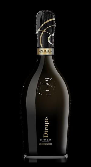 ANDREOLA – Valdobbiadene Prosecco superiore d.o.c.g. extra dry Vigneto Dirupo
