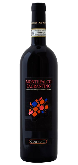 GORETTI – Montefalco Sagrantino Docg