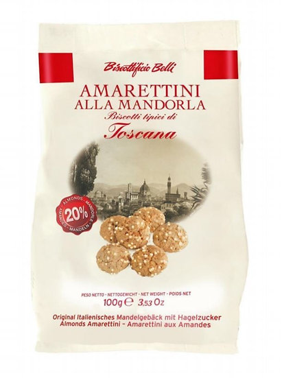 PRATO BELLI - Amarettini Toscani met amandelen