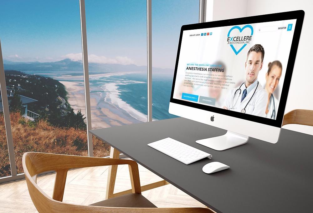 White Label Website Design Reseller- Medical-Dr office web project